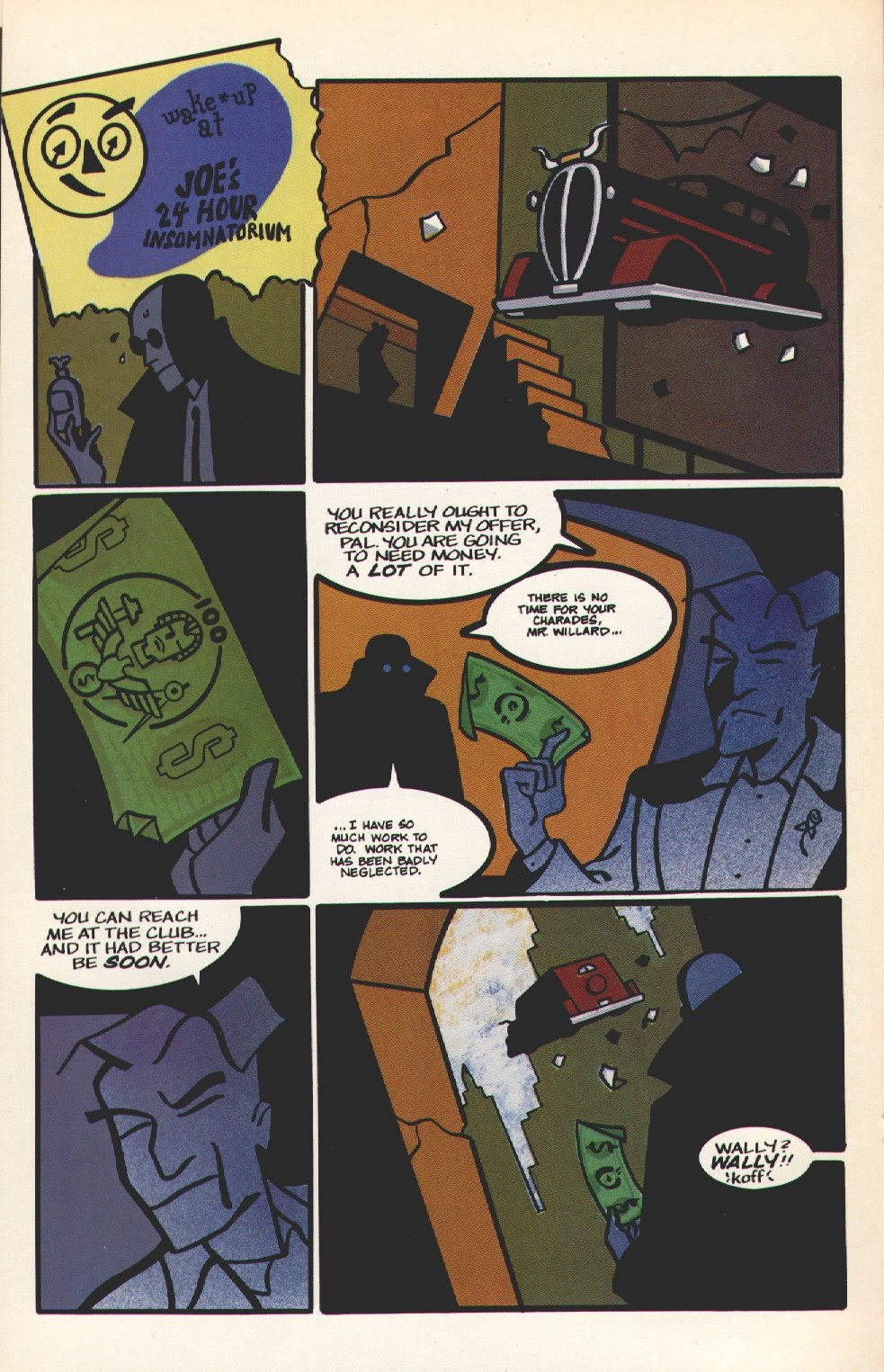 Mister X issue 11 - Page 14