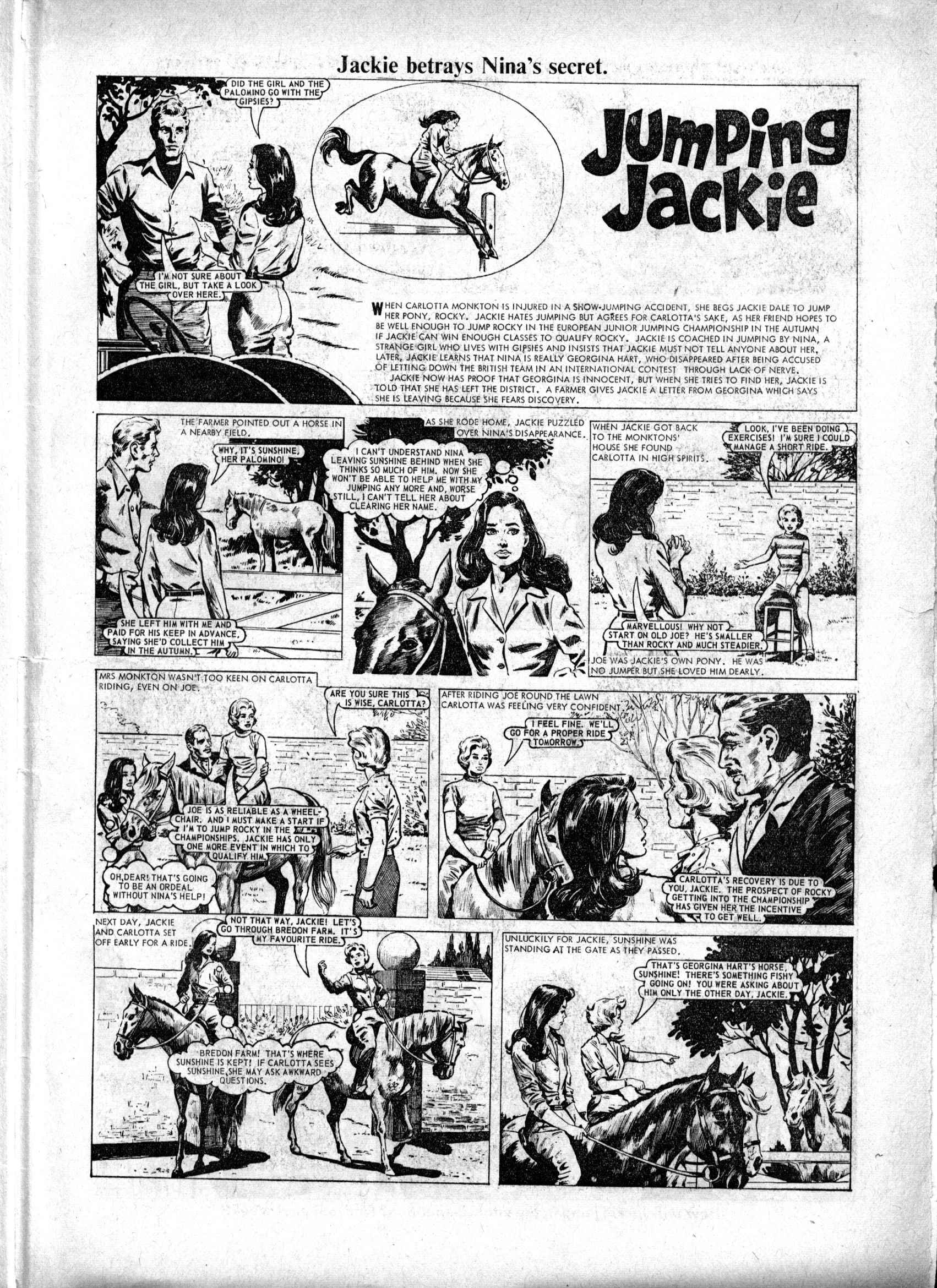 Read online Judy comic -  Issue #224 - 29