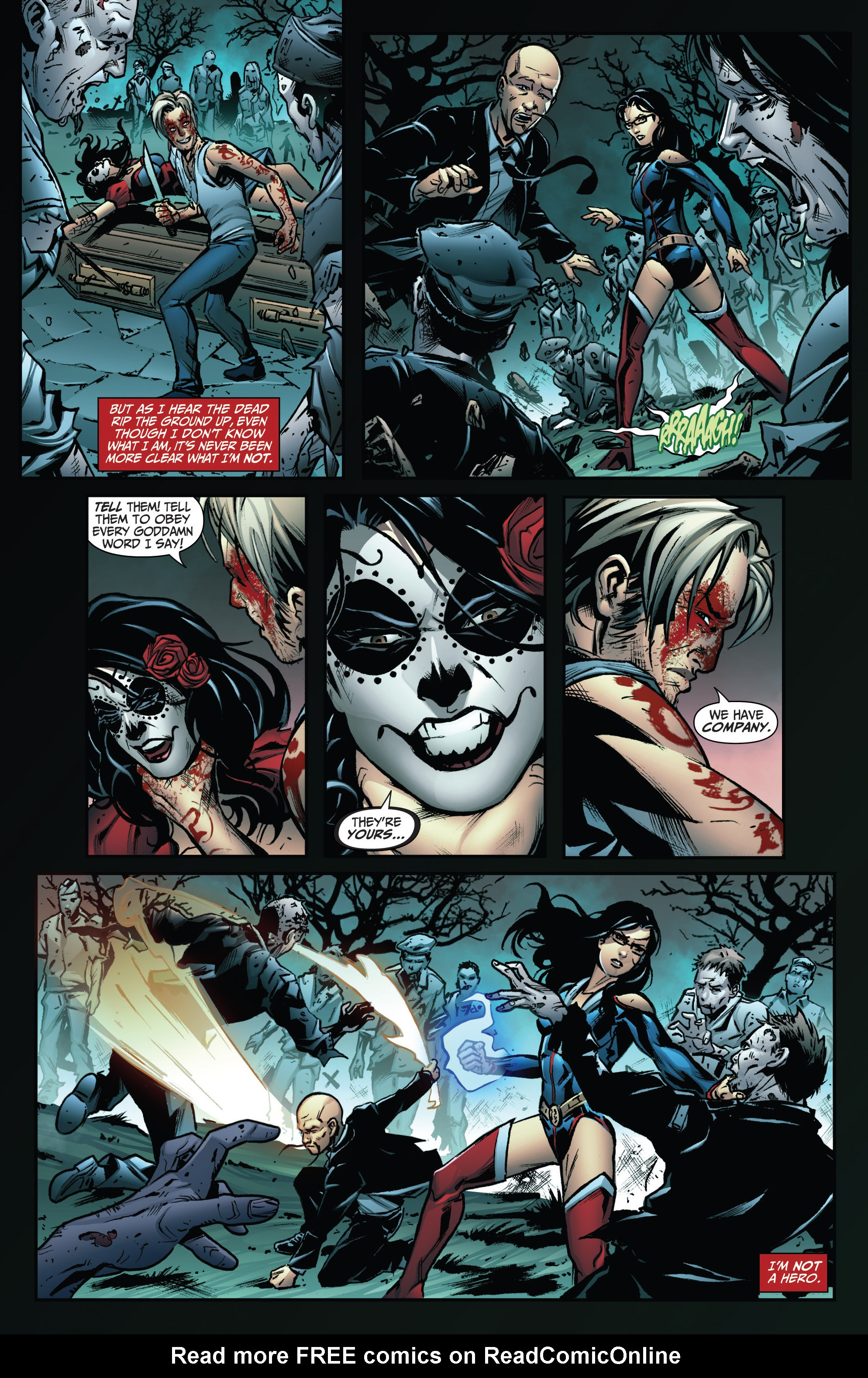 Read online Grimm Fairy Tales: Arcane Acre comic -  Issue # TPB 3 - 42