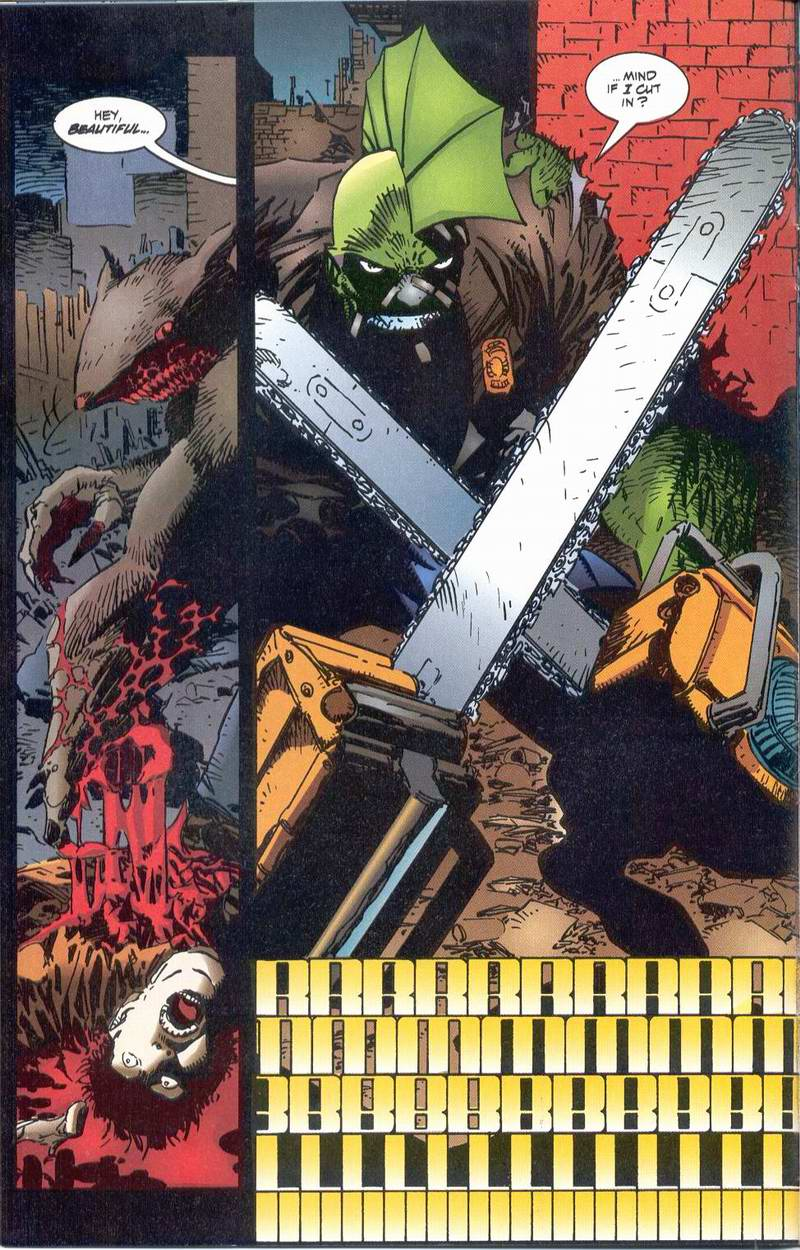 The Savage Dragon (1993) Issue #1 #3 - English 16