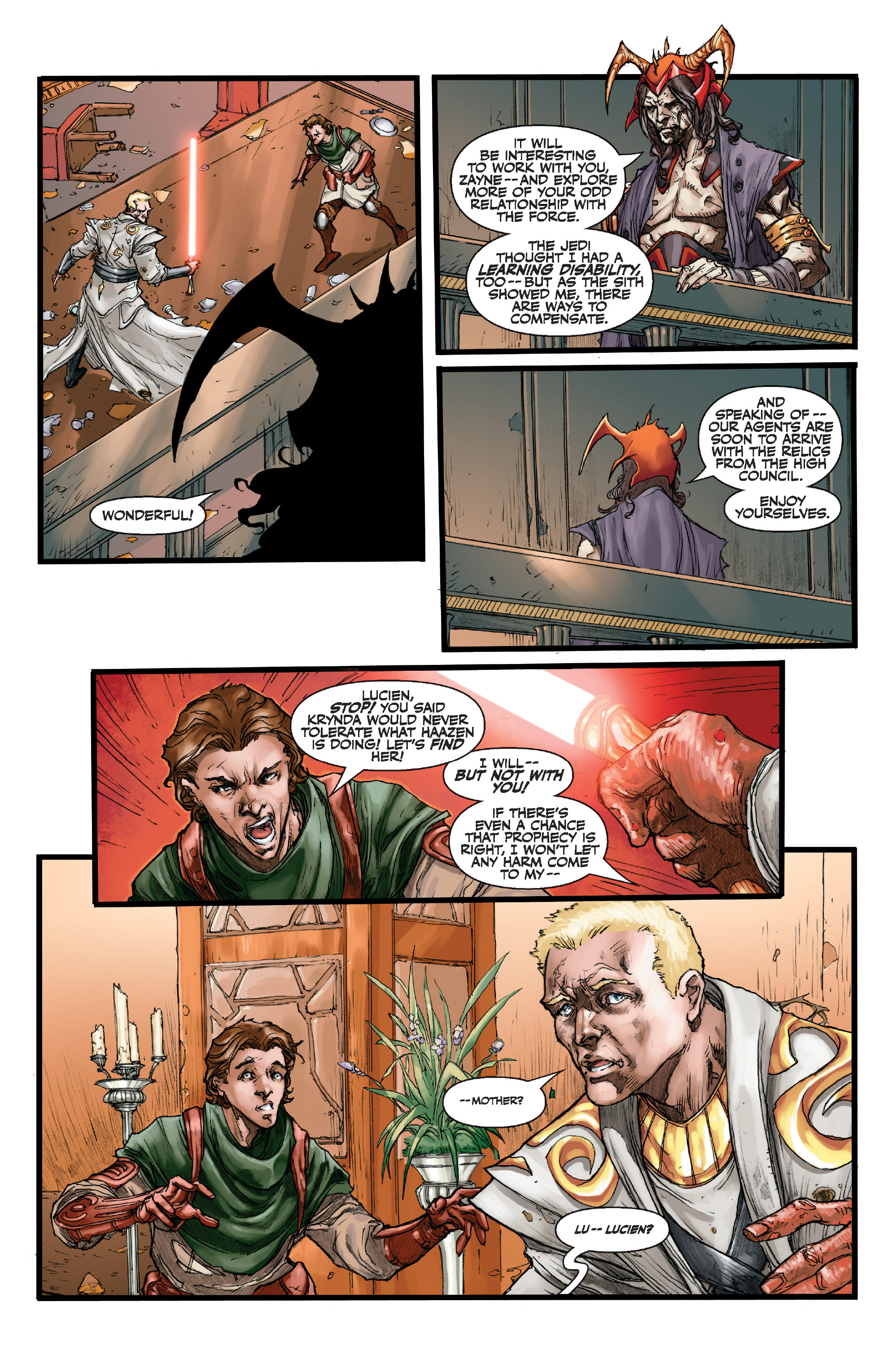 Read online Star Wars Omnibus comic -  Issue # Vol. 32 - 366