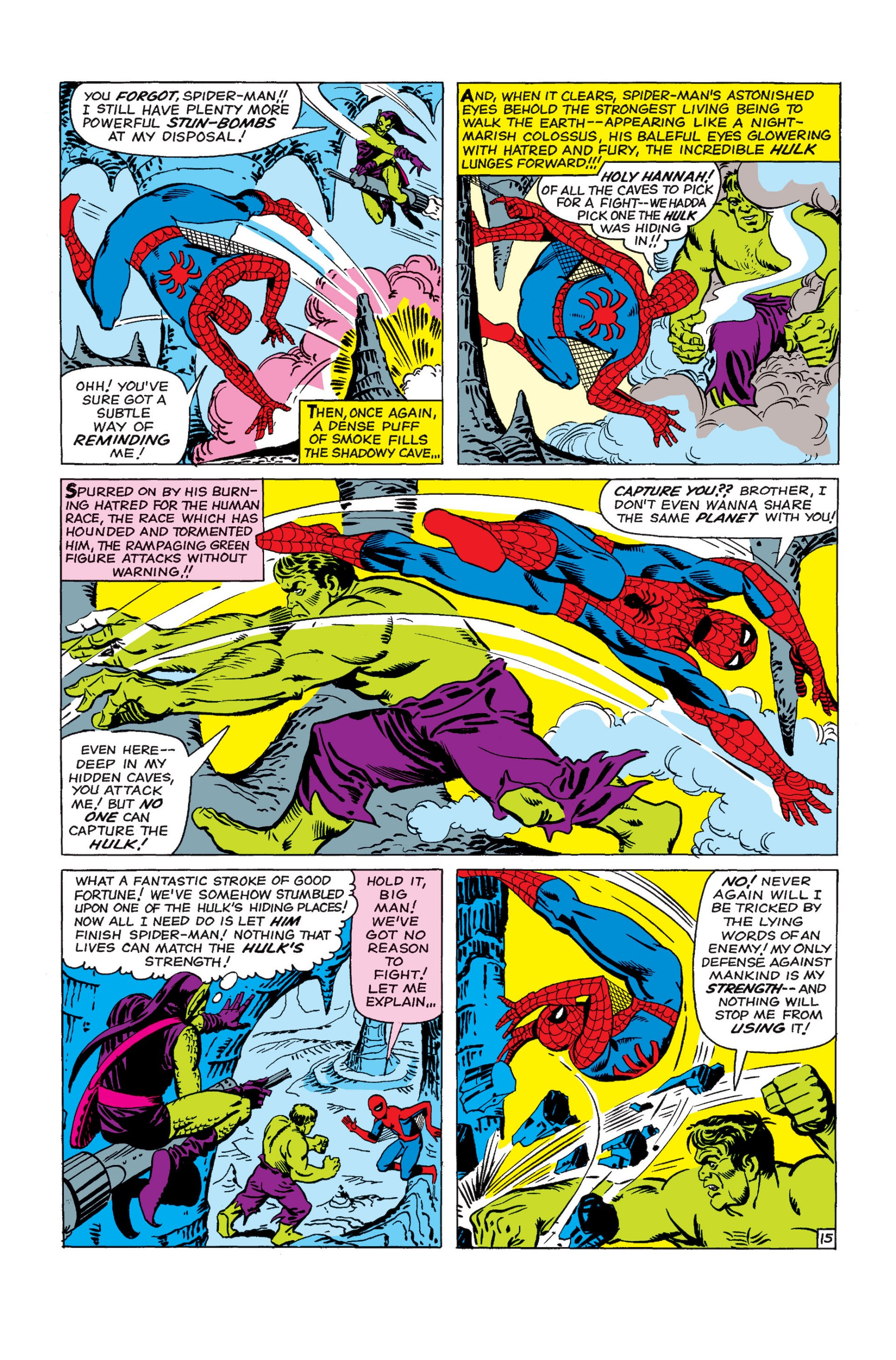 The Amazing Spider-Man (1963) 14 Page 15