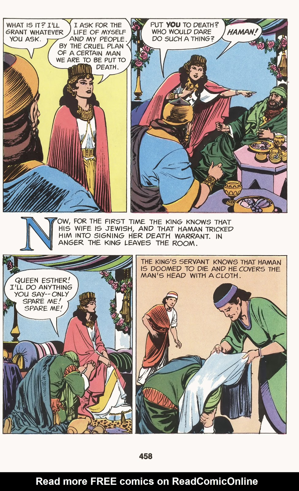 The Picture Bible issue TPB (Part 5) - Page 61
