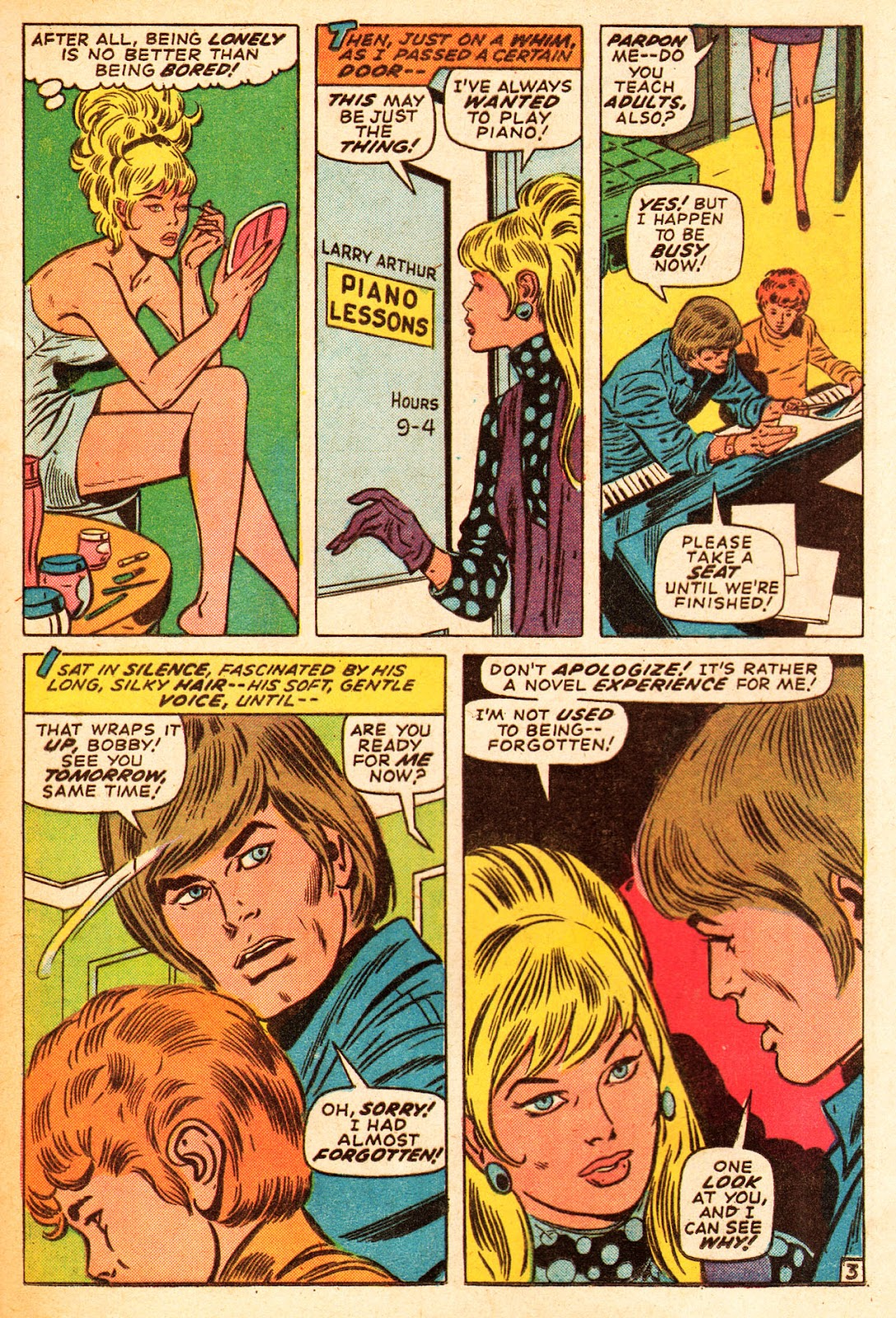 My Love (1969) issue 22 - Page 16