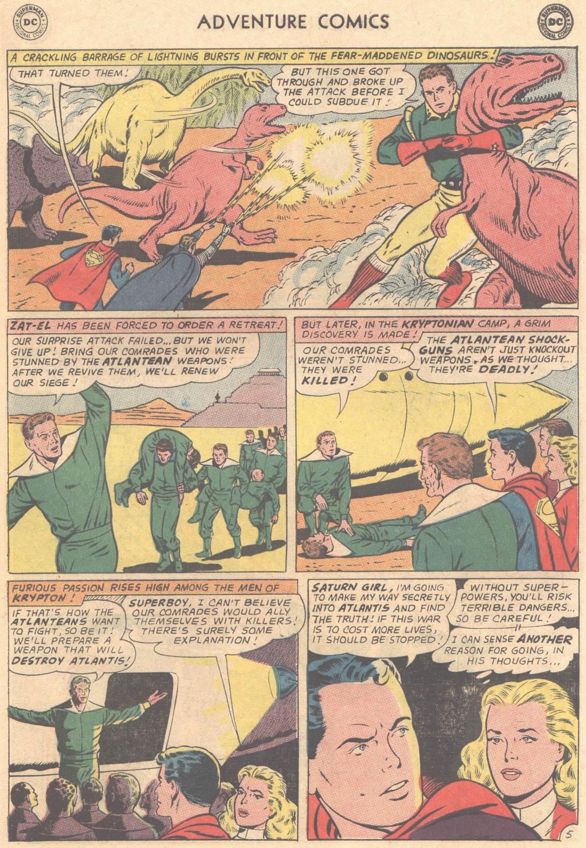 Read online Adventure Comics (1938) comic -  Issue #333 - 15