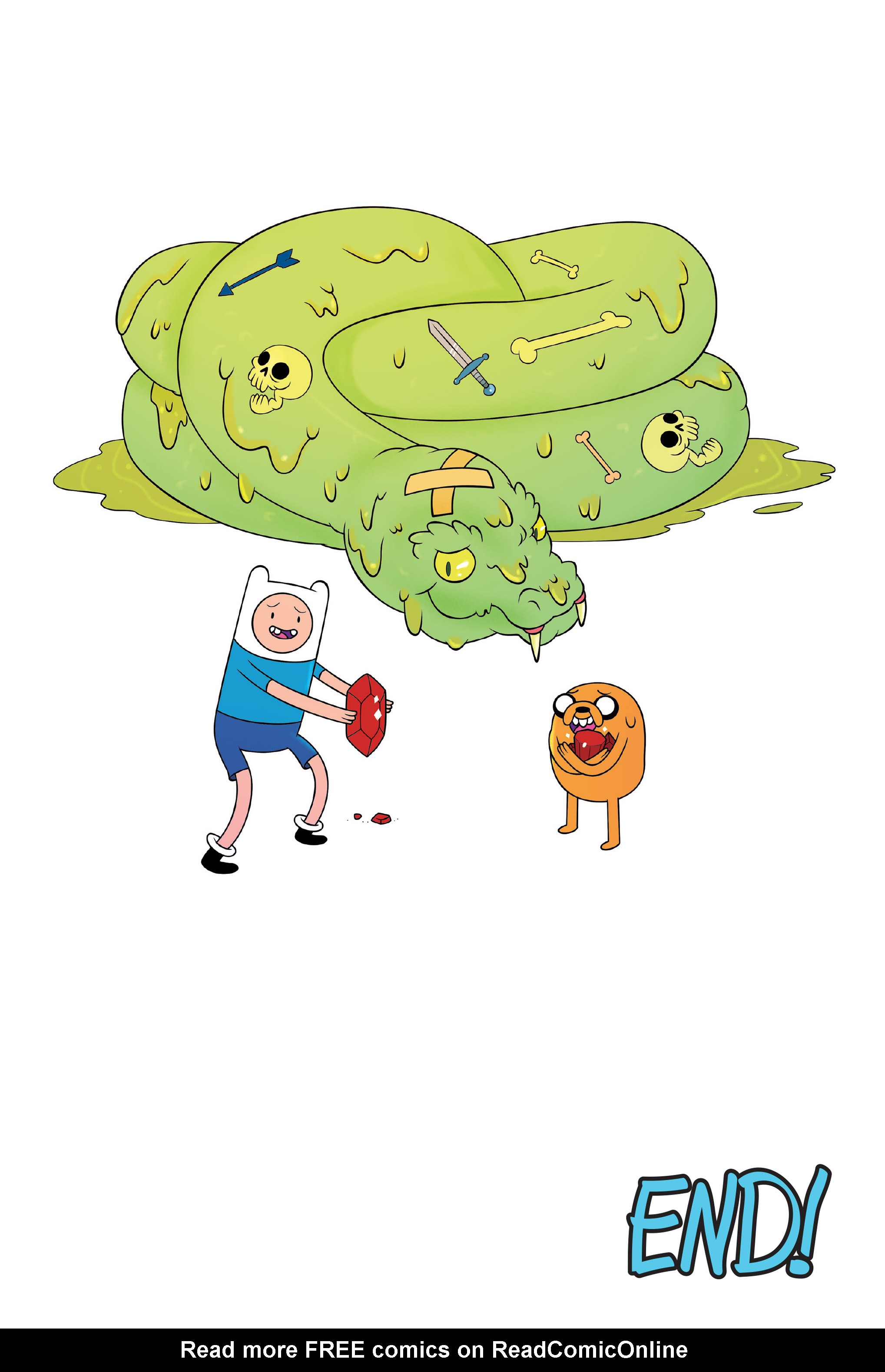 Read online Adventure Time comic -  Issue #Adventure Time _TPB 7 - 143