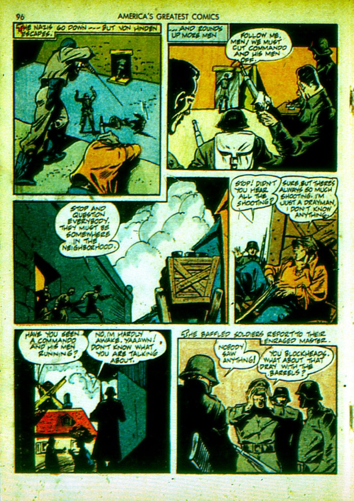 Read online America's Greatest Comics comic -  Issue #4 - 97