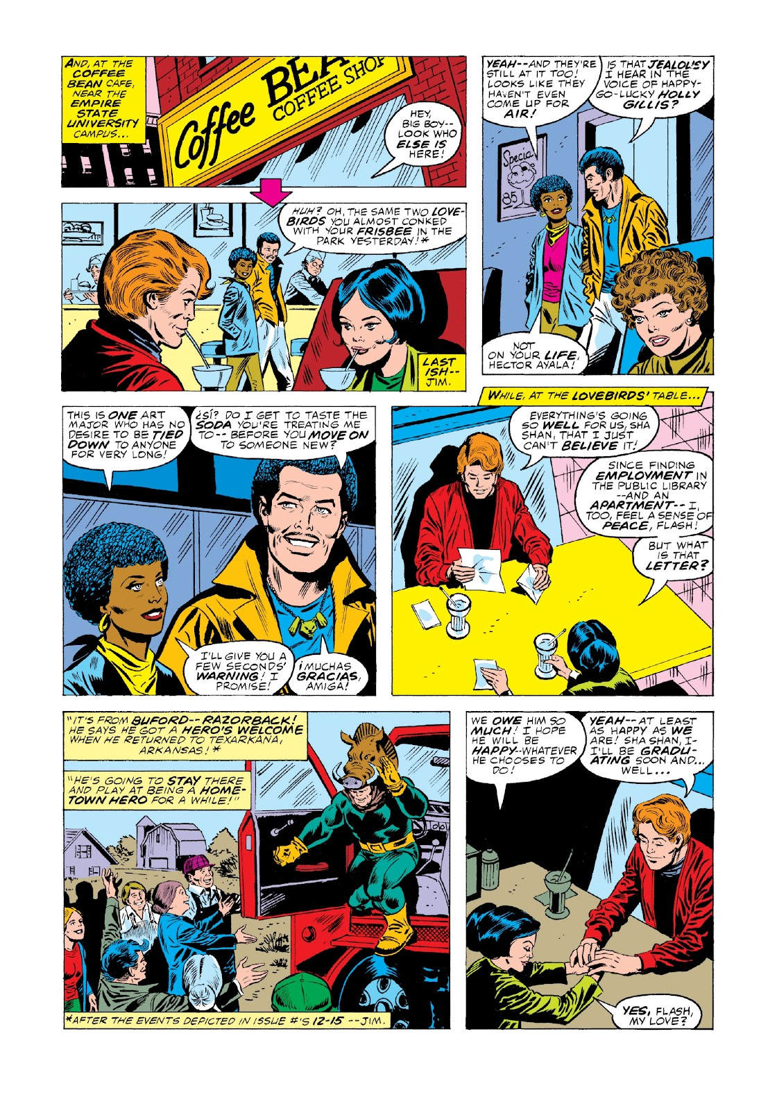 Read online Marvel Masterworks: The Spectacular Spider-Man comic -  Issue # TPB 2 (Part 1) - 70