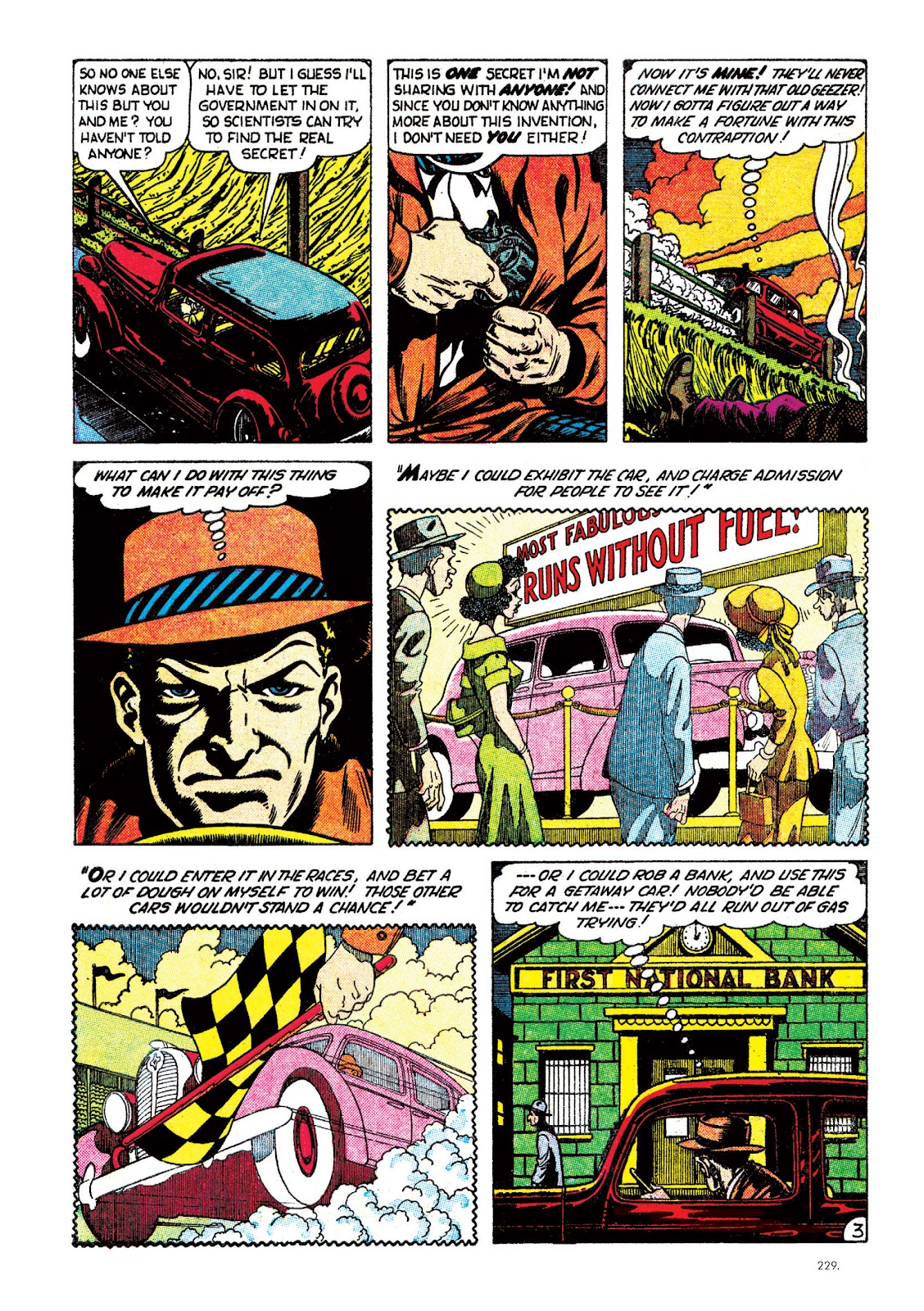 Read online The Bill Everett Archives comic -  Issue # TPB 2 (Part 3) - 27