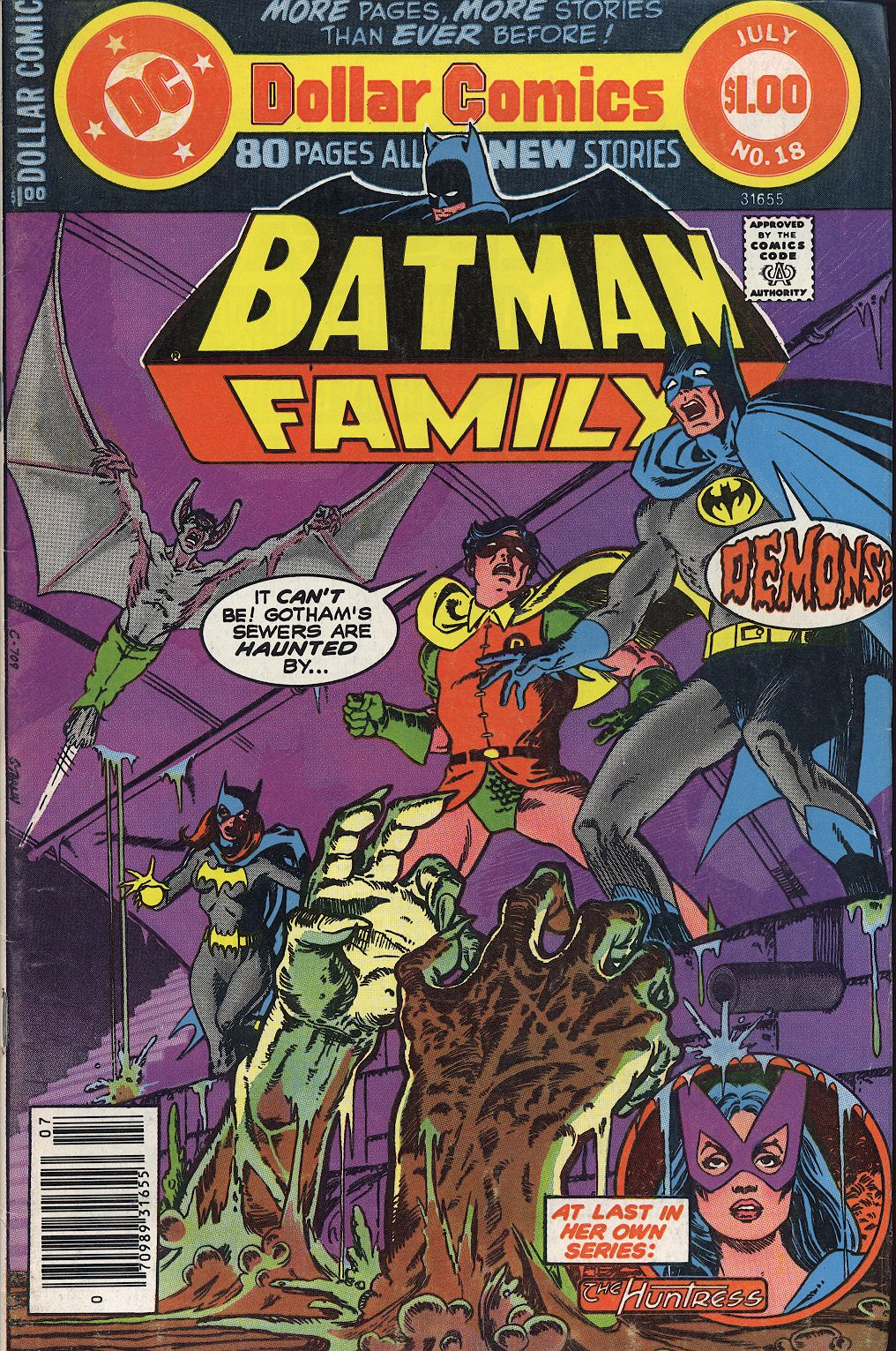 The Batman Family issue 18 - Page 1