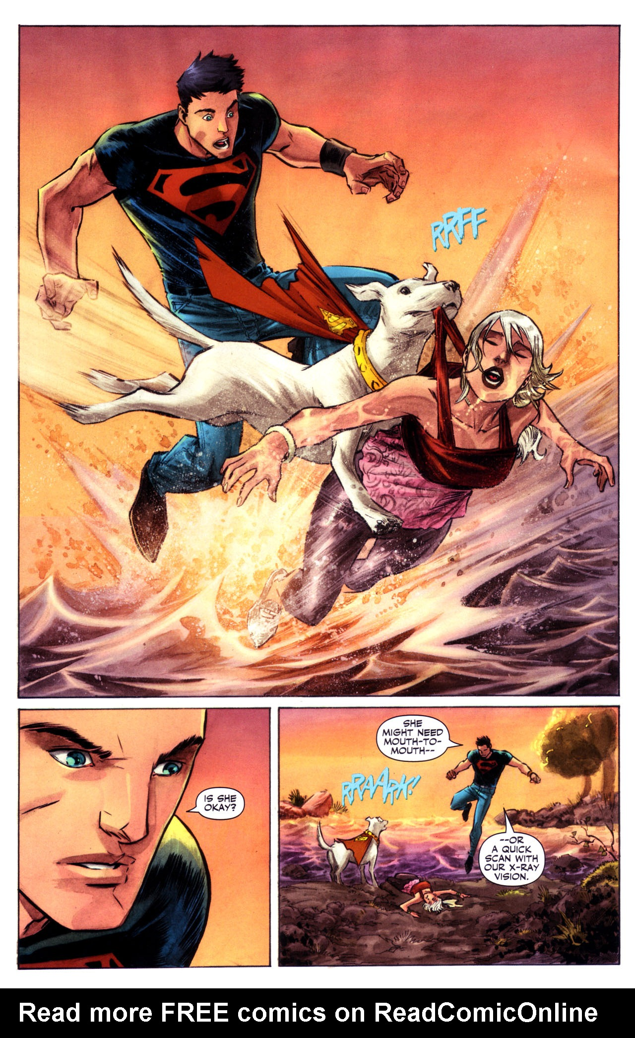 Read online Adventure Comics (2009) comic -  Issue #1 - 12