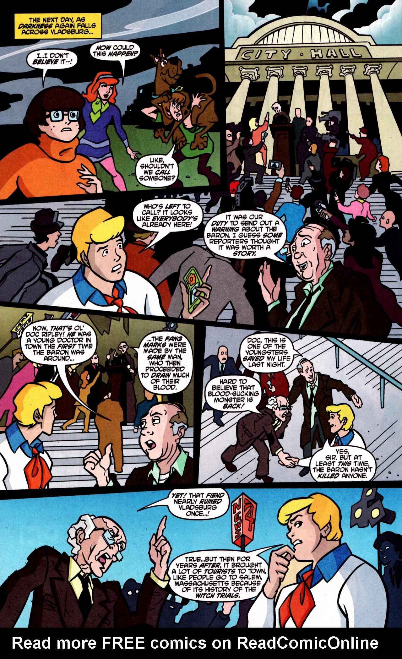 Read online Scooby-Doo (1997) comic -  Issue #128 - 17