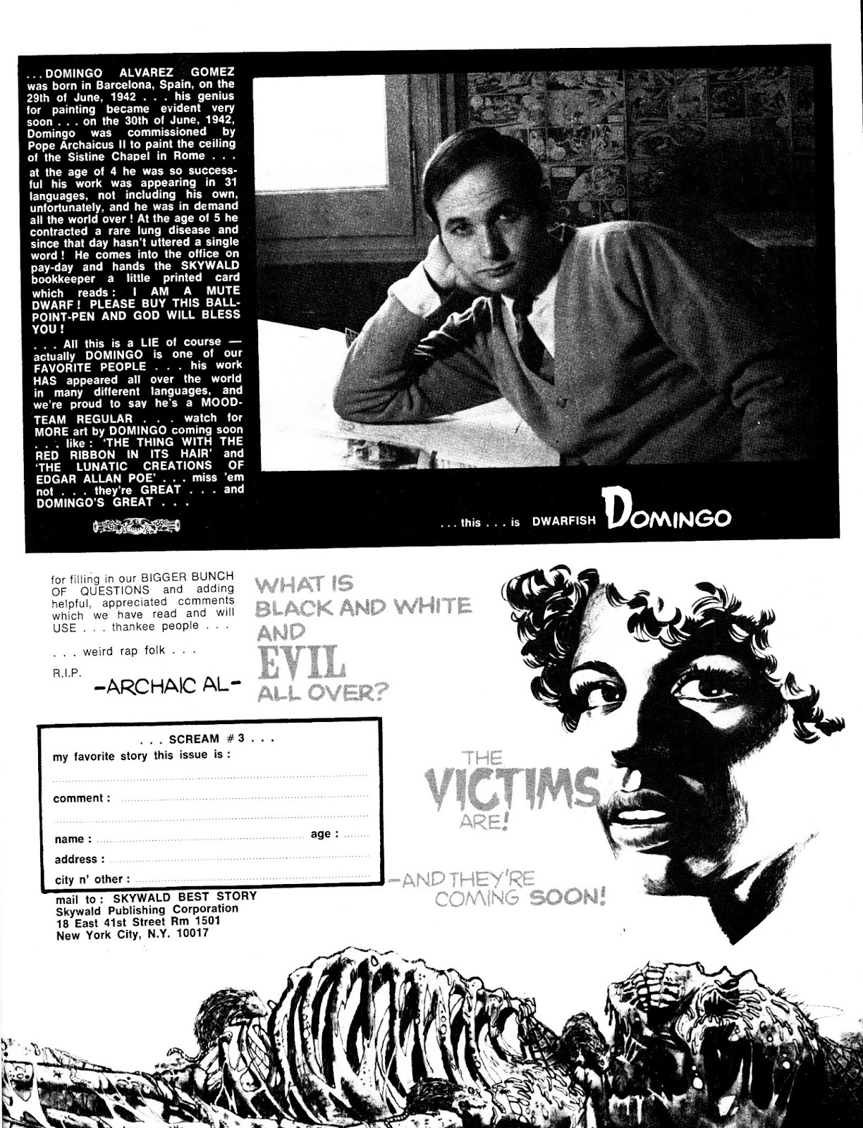 Scream (1973) issue 3 - Page 23