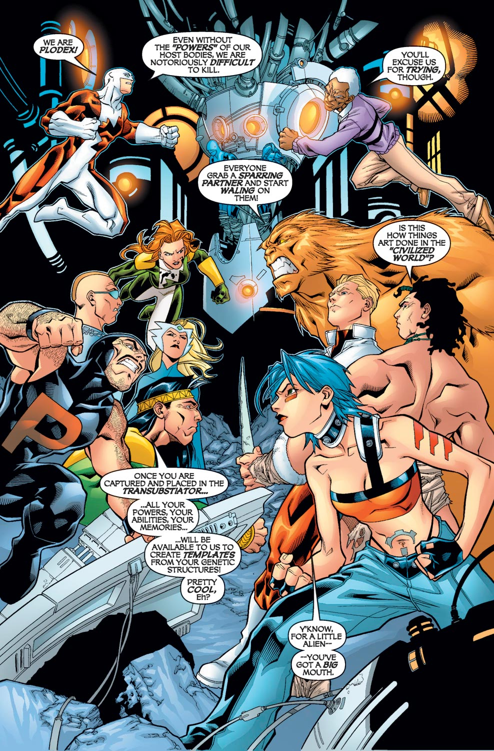 Alpha Flight (2004) issue 5 - Page 13