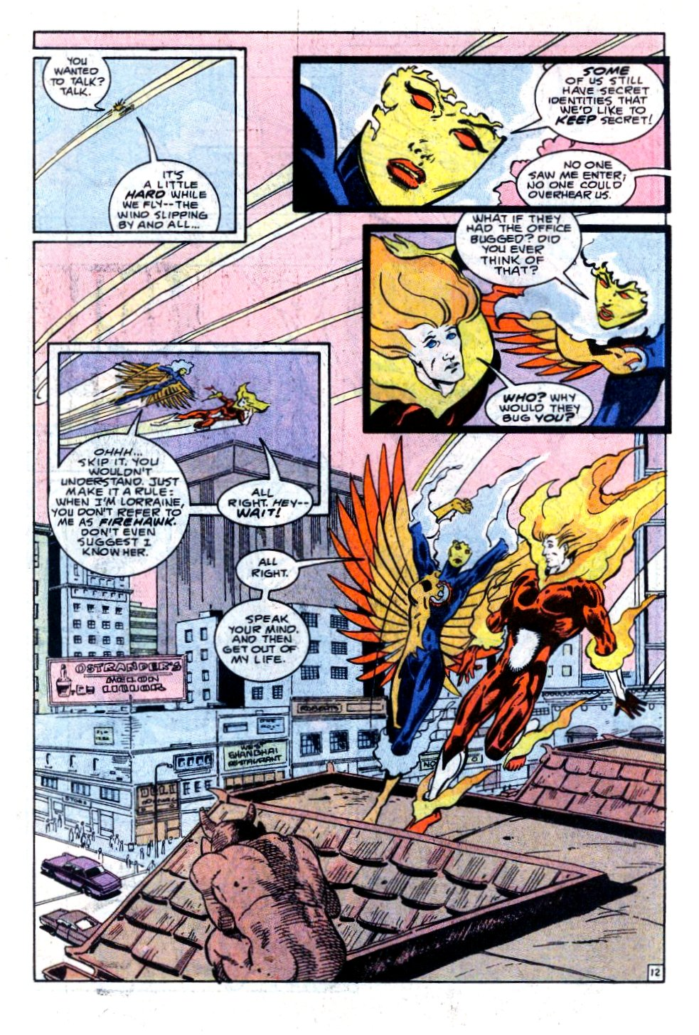 Firestorm, the Nuclear Man Issue #99 #35 - English 13
