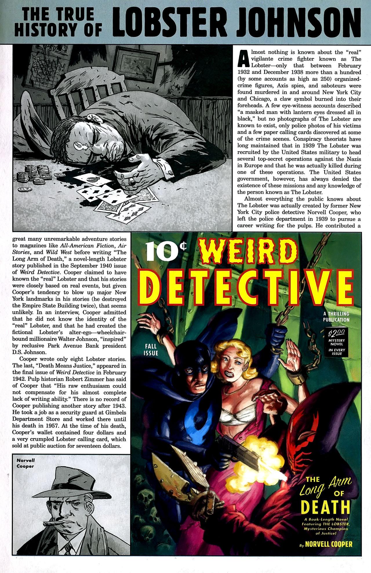 Read online Lobster Johnson: The Iron Prometheus comic -  Issue #2 - 25