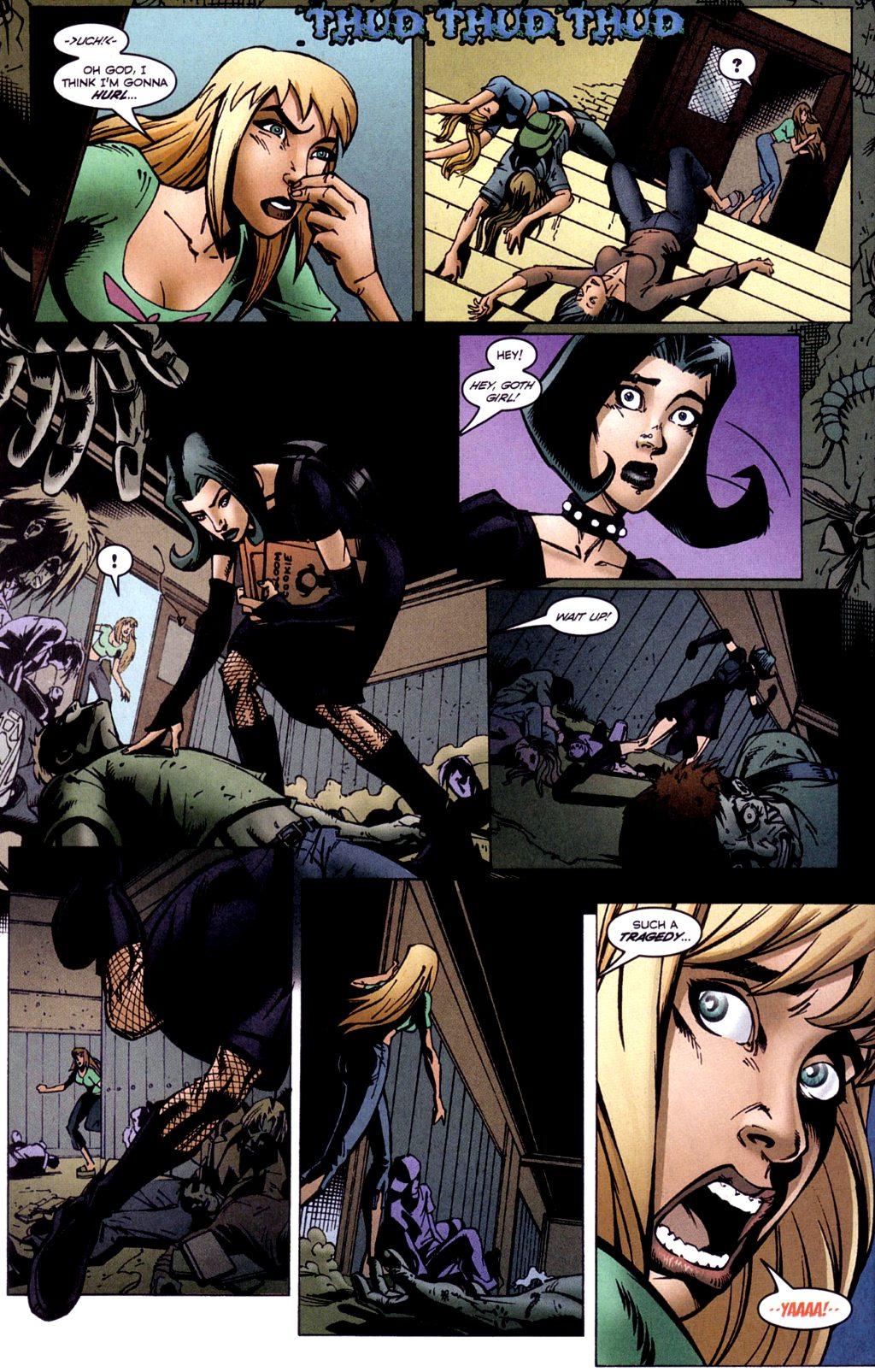 Read online Jezebelle comic -  Issue #2 - 15