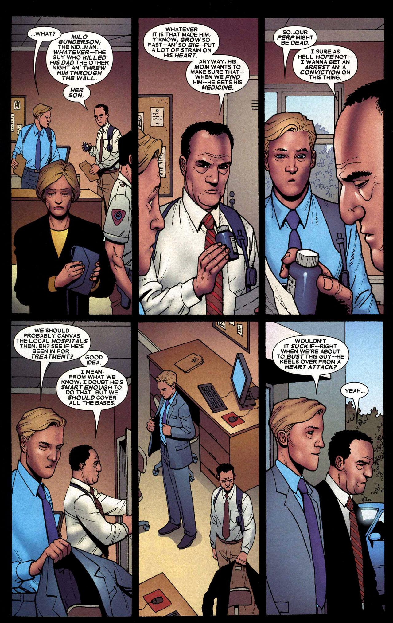 Read online Wolverine: Origins comic -  Issue #14 - 13