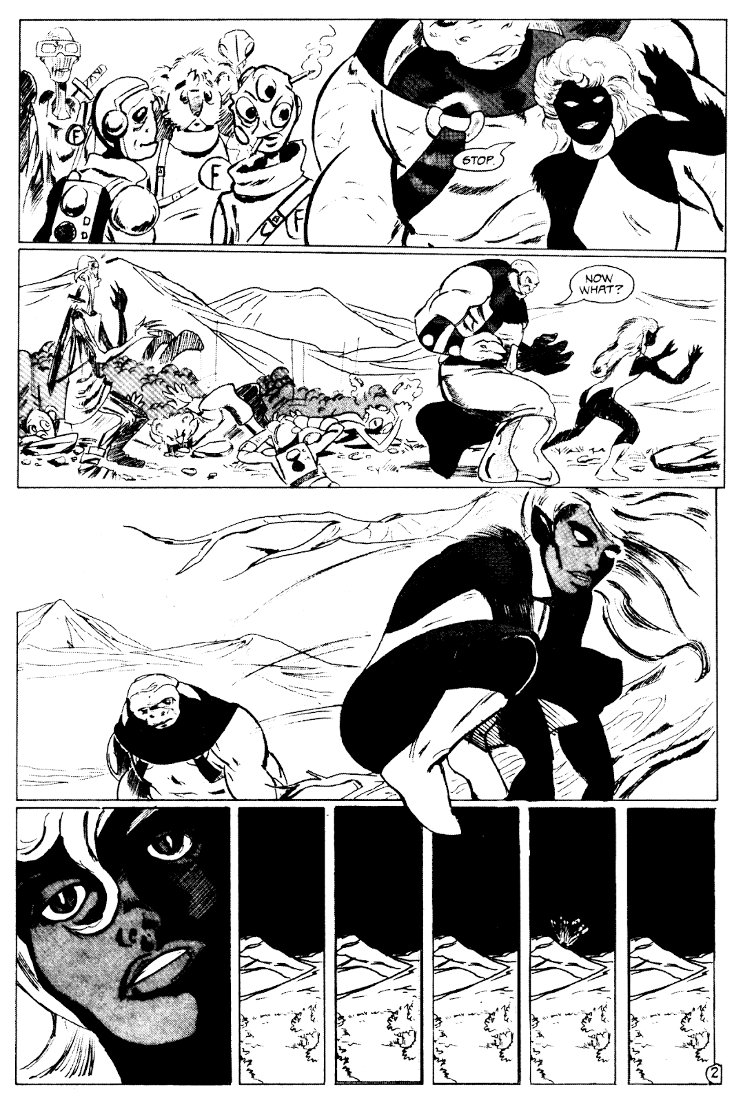 Shattered Earth issue 1 - Page 19