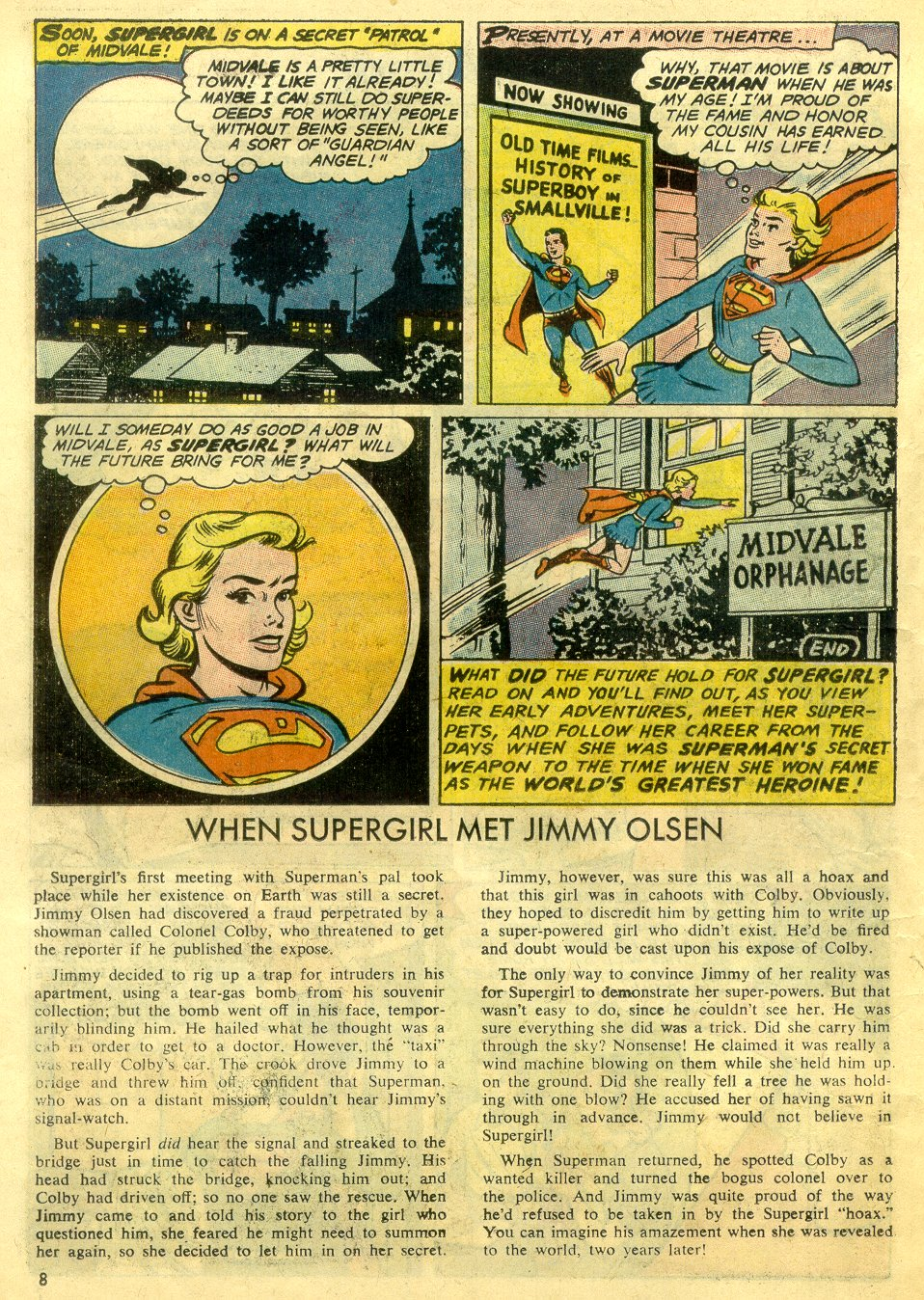 Action Comics (1938) 334 Page 9