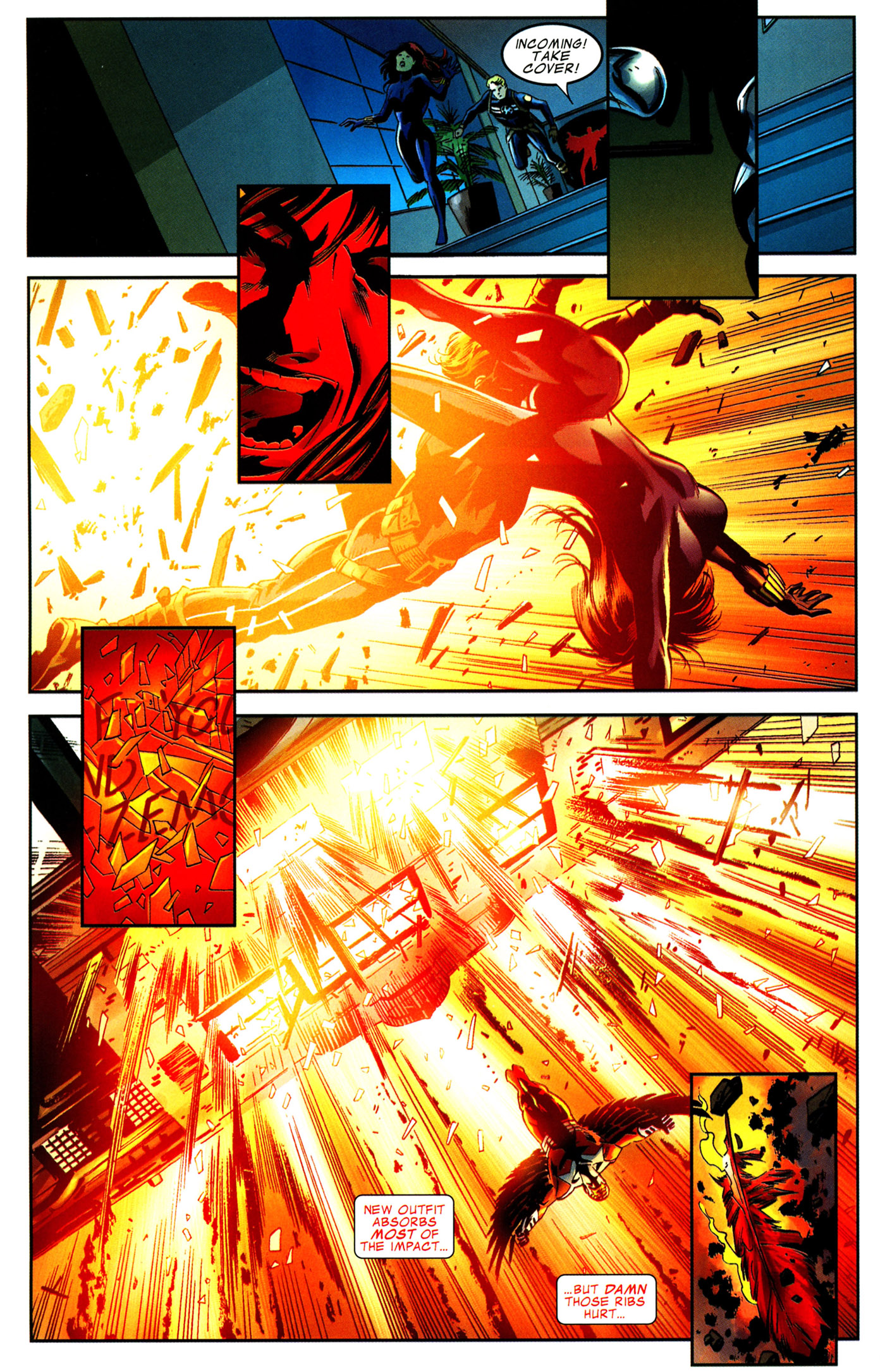 Captain America (1968) 609 Page 10