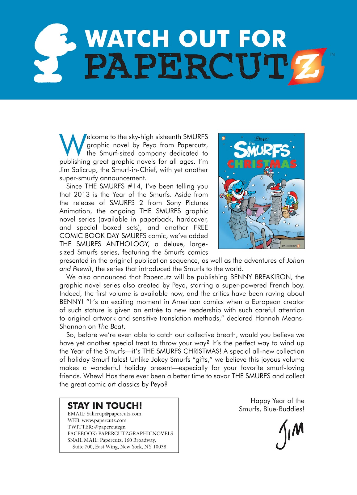 Read online The Smurfs comic -  Issue #16 - 56