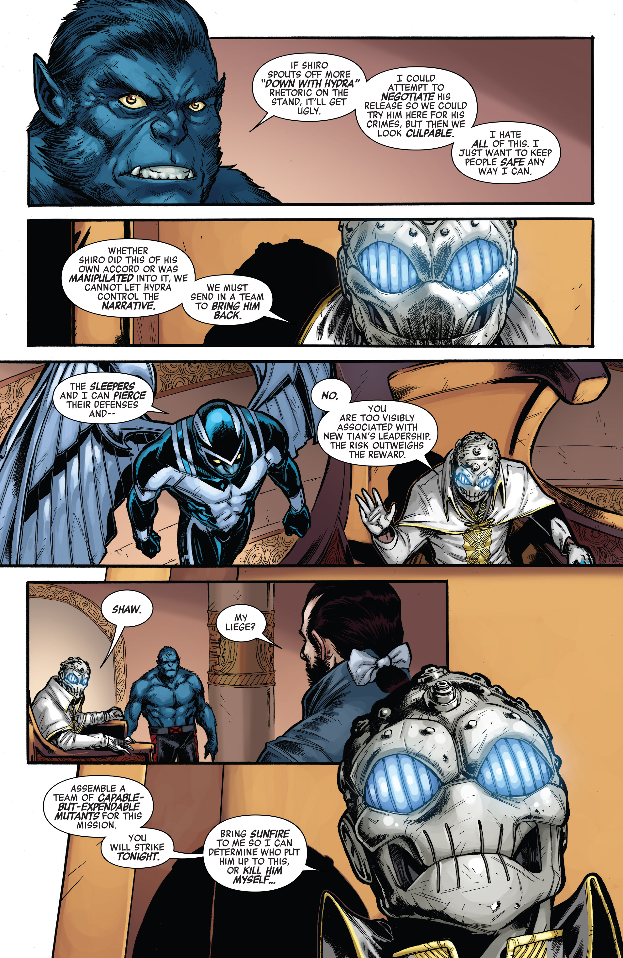 Read online Secret Empire: United comic -  Issue # Full - 15