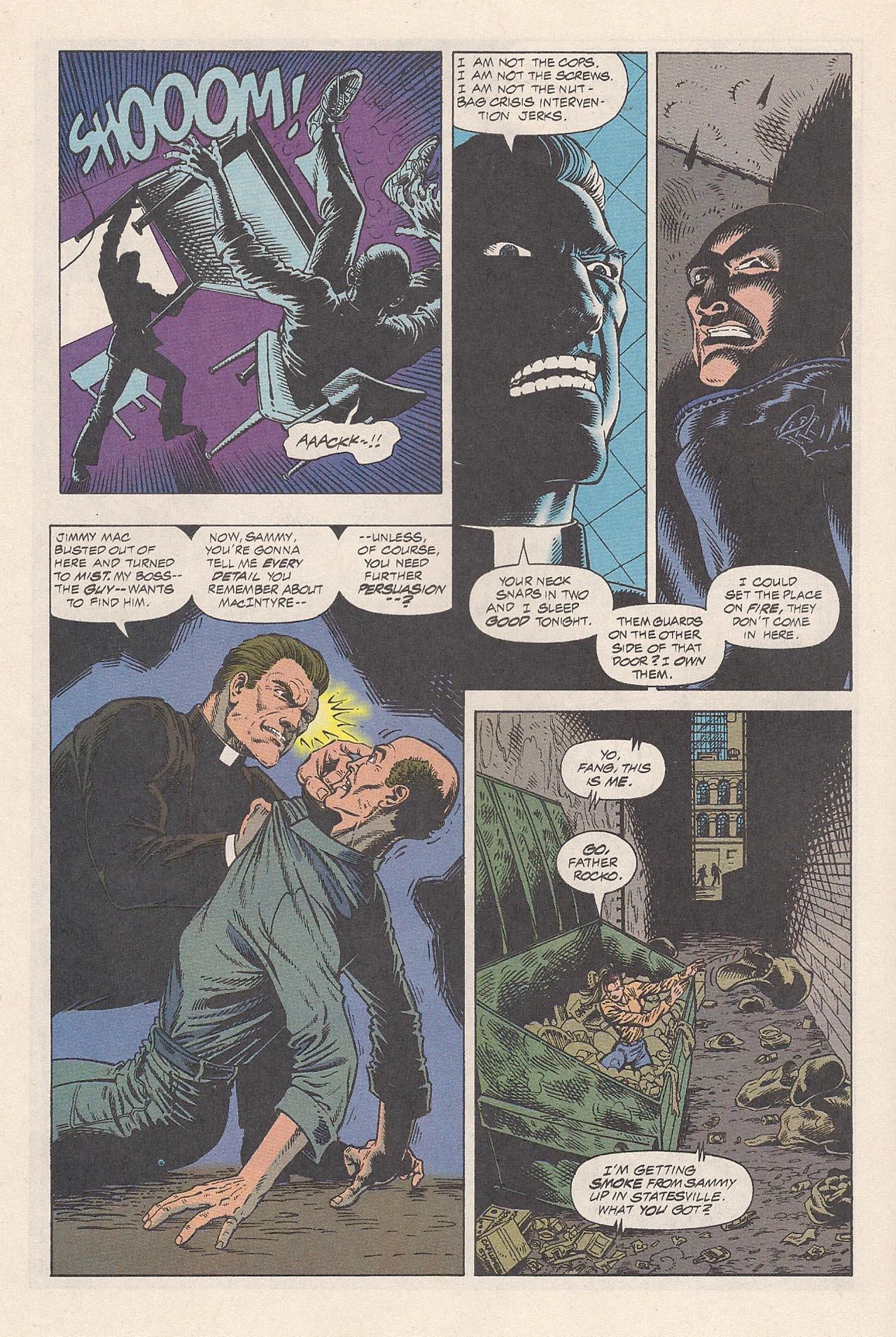 Read online Triumph comic -  Issue #2 - 18