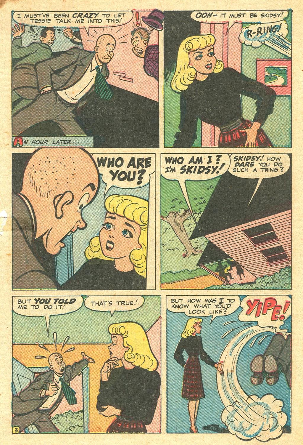 Tessie the Typist issue 11 - Page 27