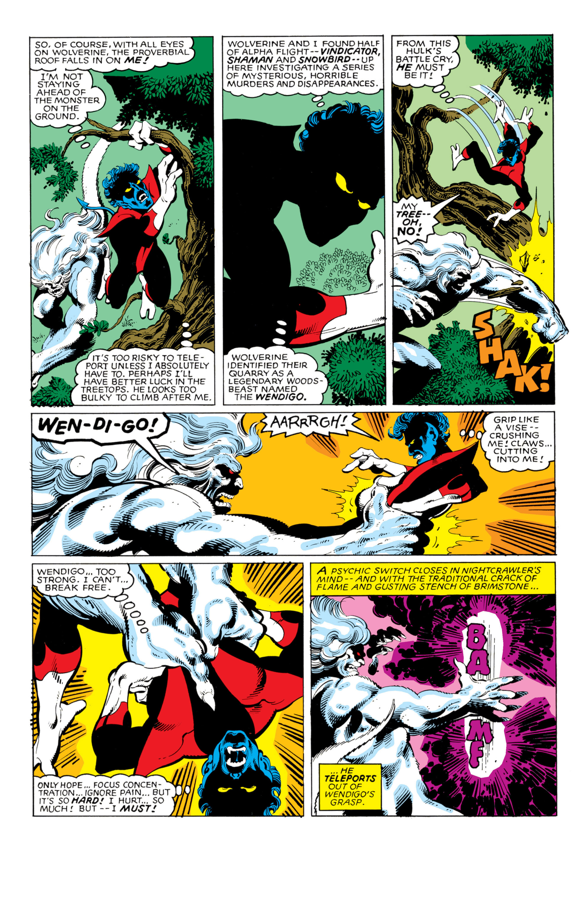 Read online Uncanny X-Men (1963) comic -  Issue #140 - 7