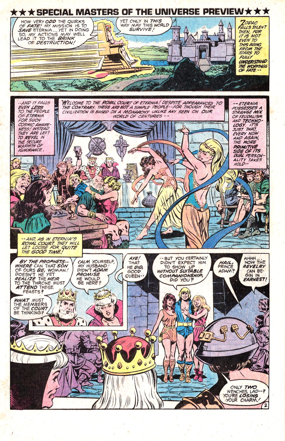Read online All-Star Squadron comic -  Issue #15 - 20