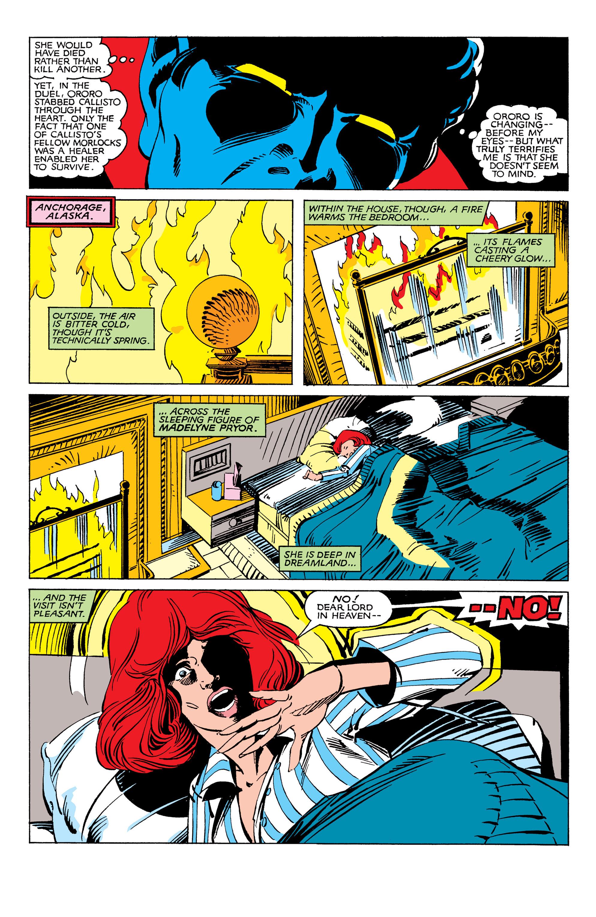 Read online Uncanny X-Men (1963) comic -  Issue #171 - 5