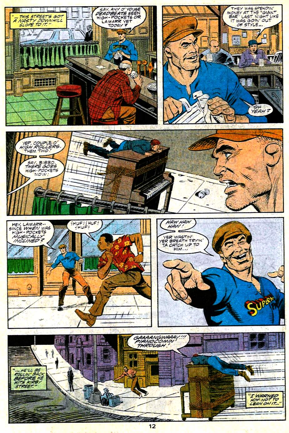 Adventures of Superman (1987) 483 Page 12