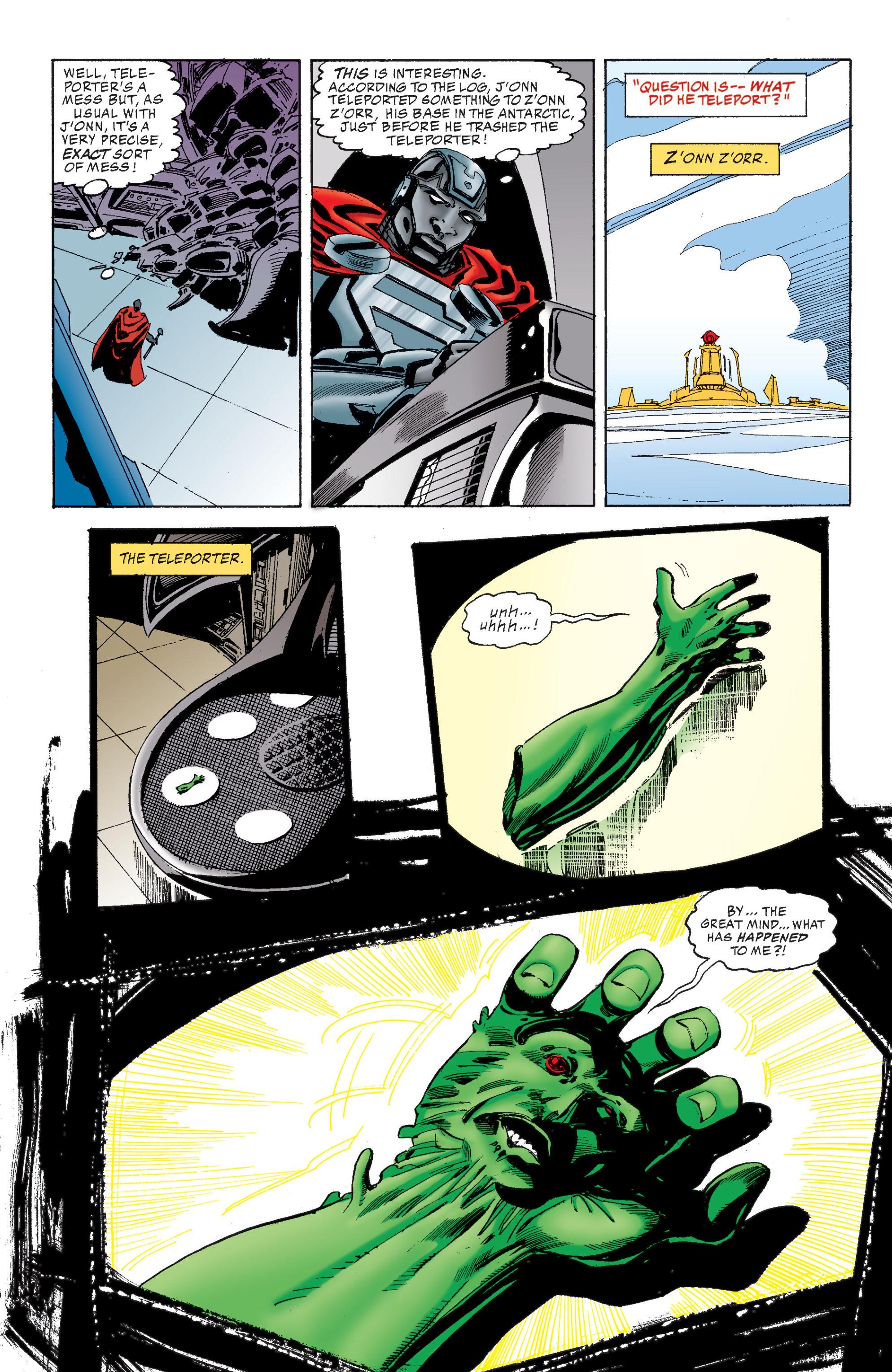 Read online Martian Manhunter: Son of Mars comic -  Issue # TPB - 197
