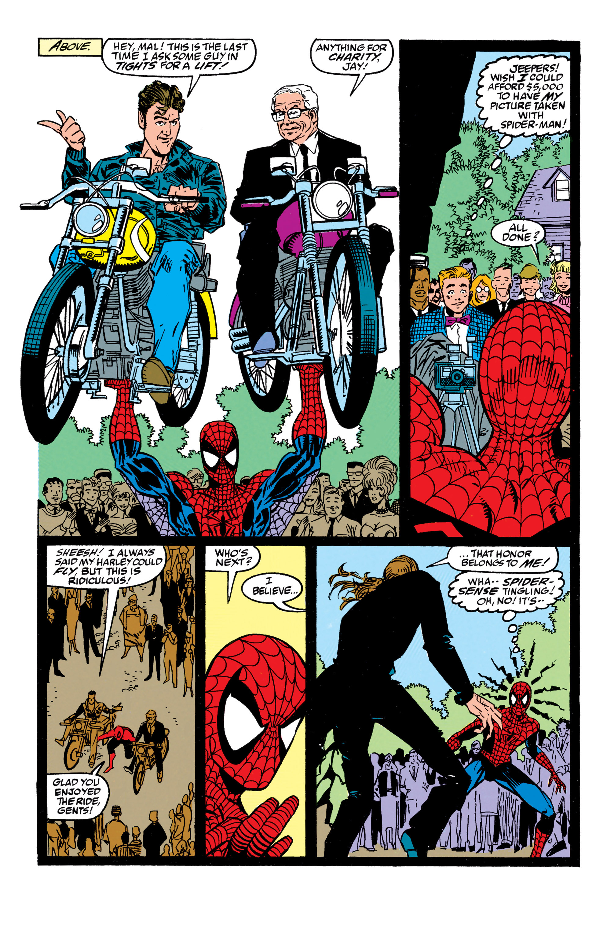 The Amazing Spider-Man (1963) 332 Page 4