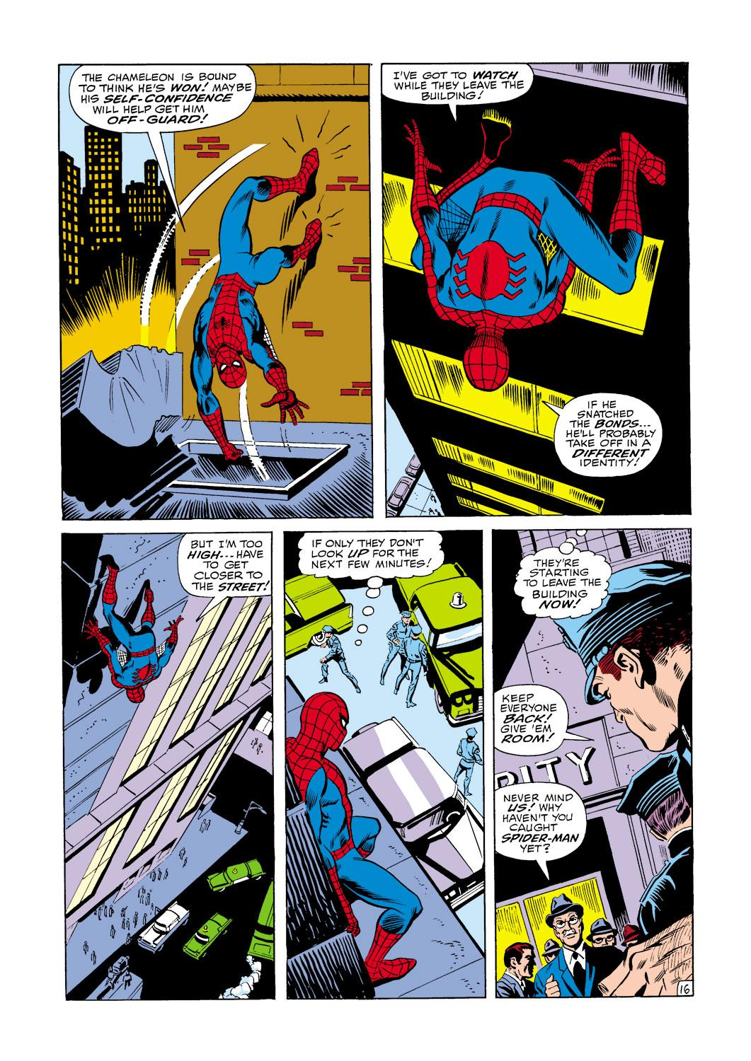 The Amazing Spider-Man (1963) 80 Page 16