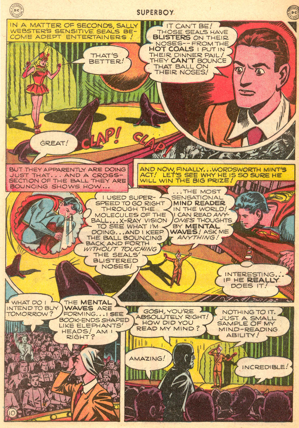 Superboy (1949) issue 3 - Page 38