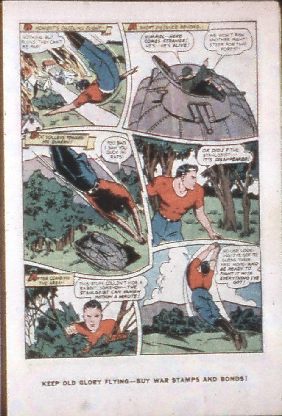 Read online America's Best Comics comic -  Issue #11 - 21