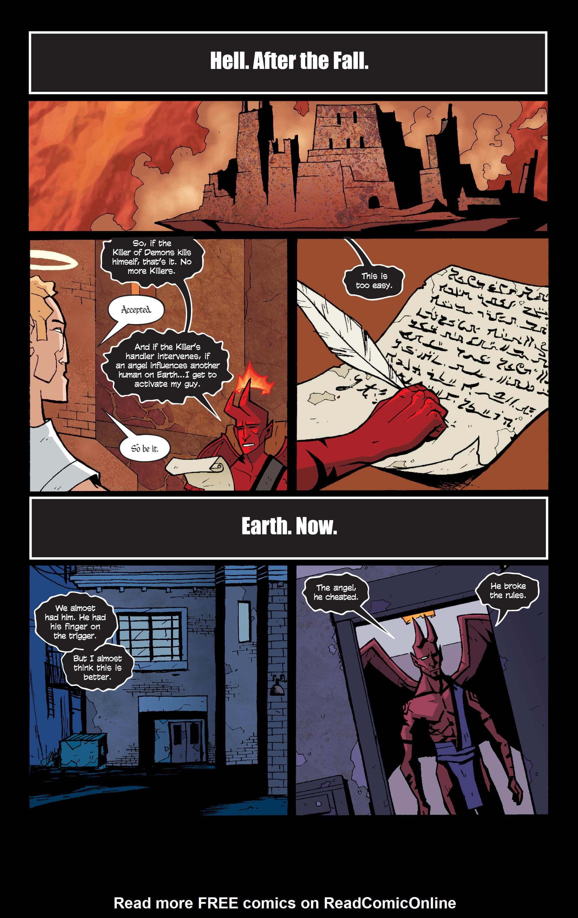 Read online Killer Of Demons comic -  Issue #3 - 31