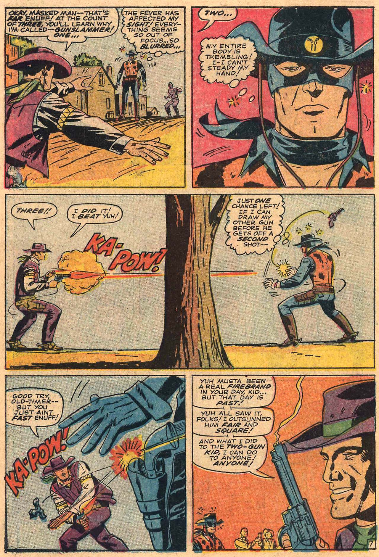 Read online Two-Gun Kid comic -  Issue #84 - 10
