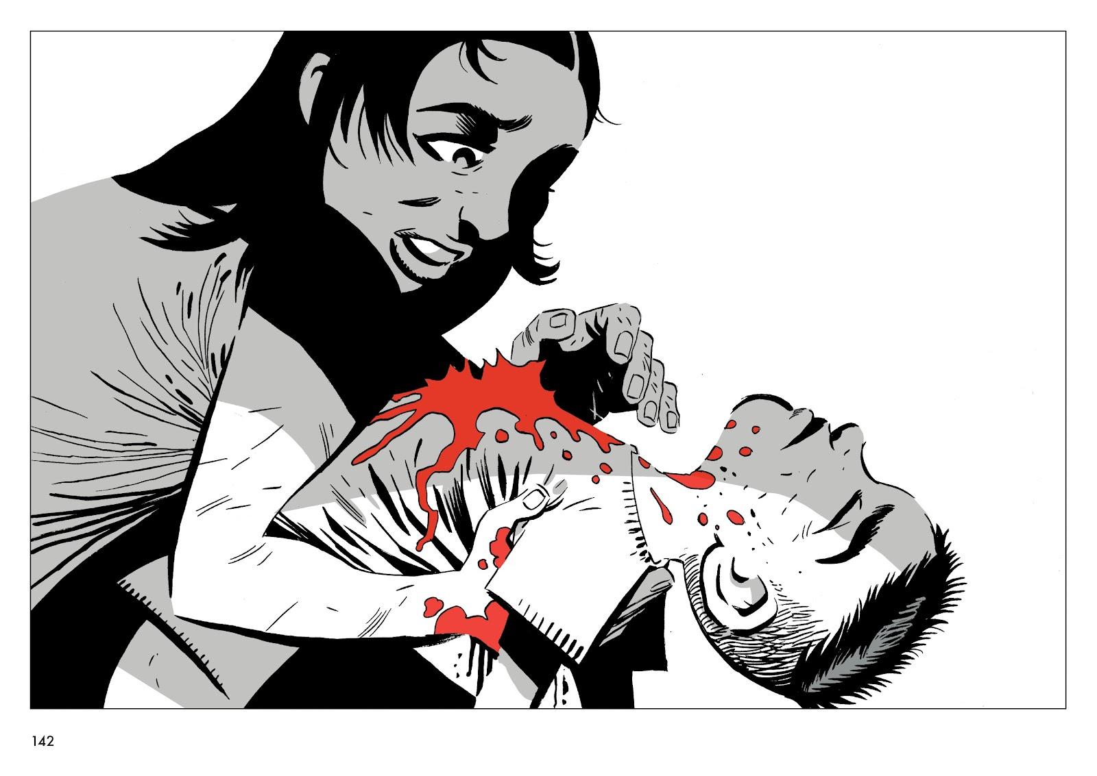 Read online Polar comic -  Issue # TPB The Kaiser Falls (Part 2) - 44