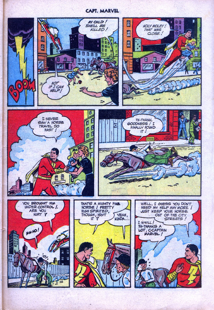 Captain Marvel Adventures issue 87 - Page 44