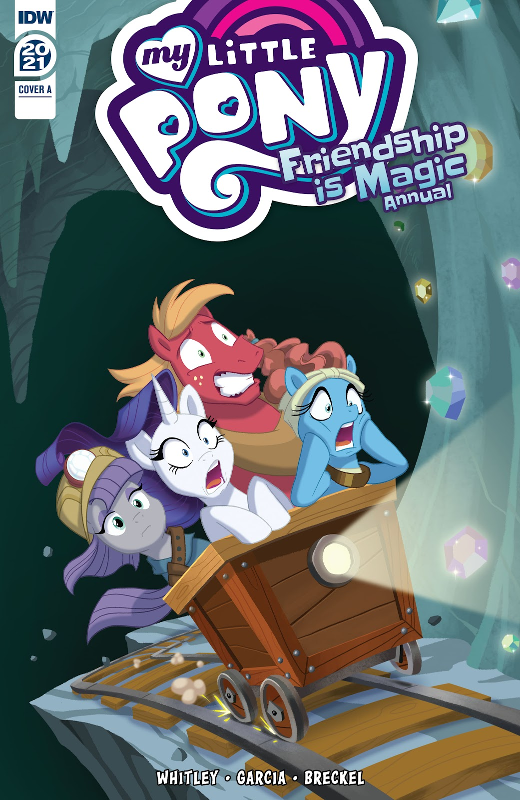 My Little Pony: Friendship is Magic issue Annual 2021 - Page 1