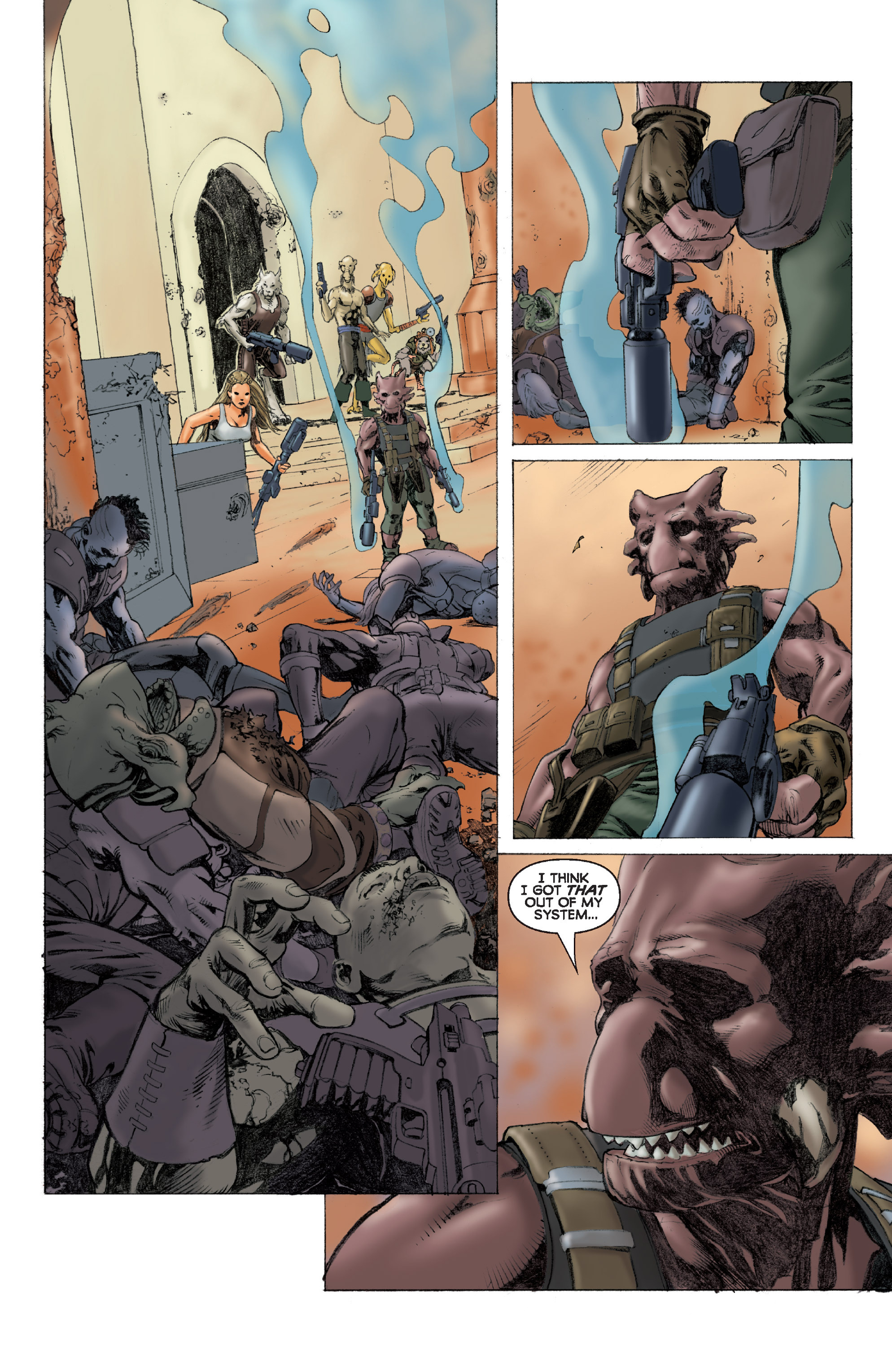 Read online Star Wars Omnibus comic -  Issue # Vol. 31 - 279