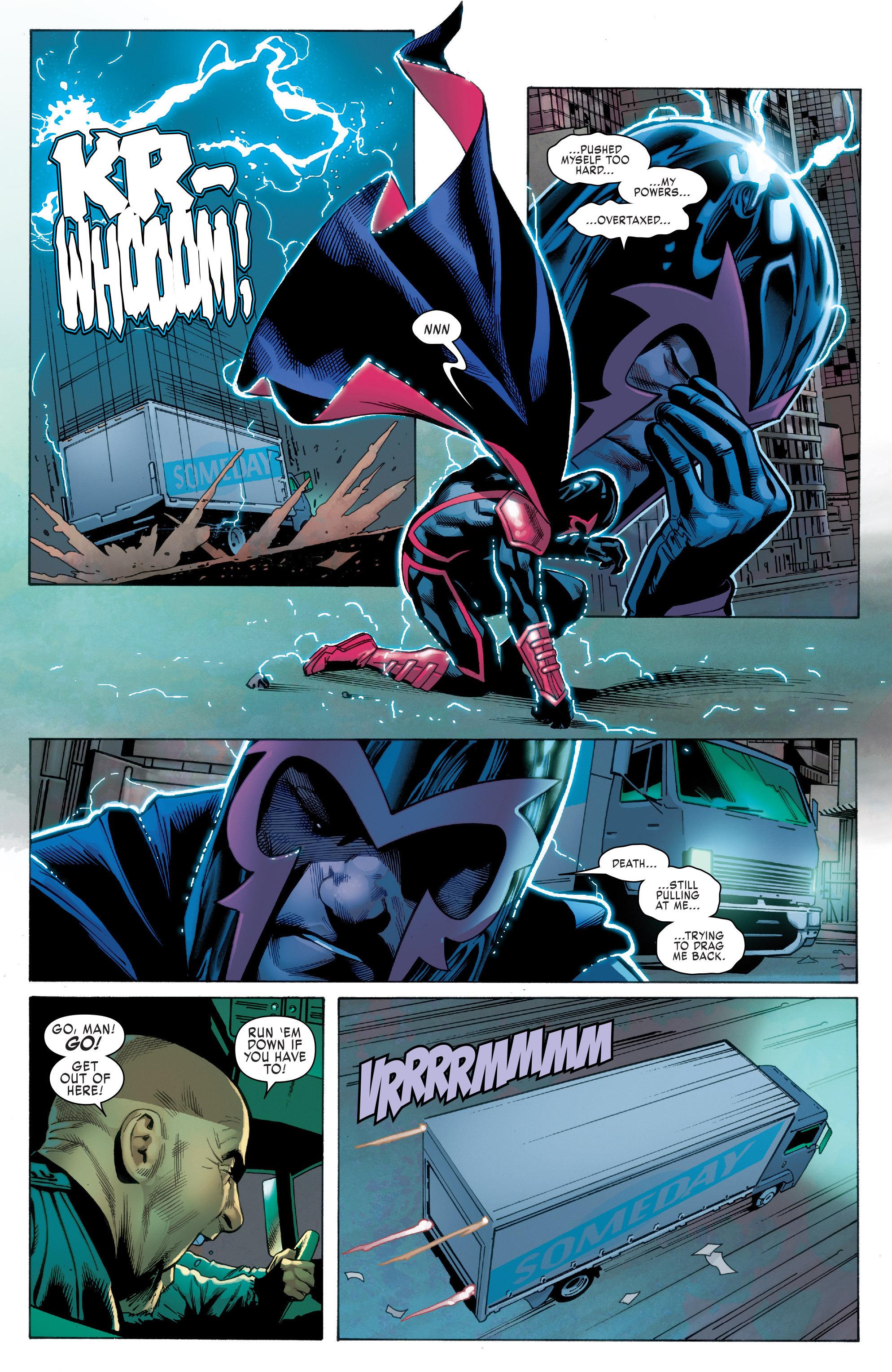 Read online Uncanny X-Men (2016) comic -  Issue #1 - 10