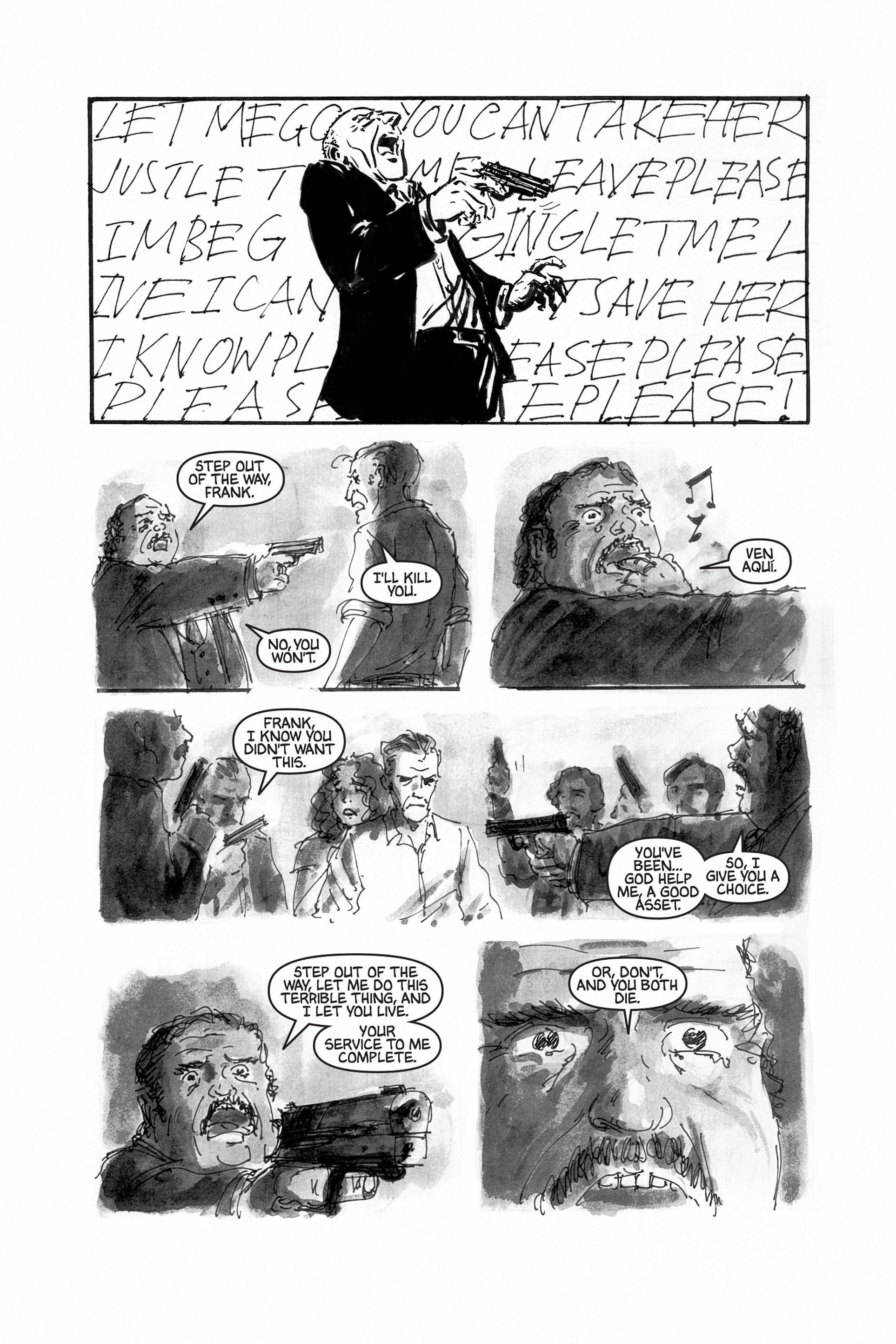 Read online Tumor comic -  Issue # TPB - 197