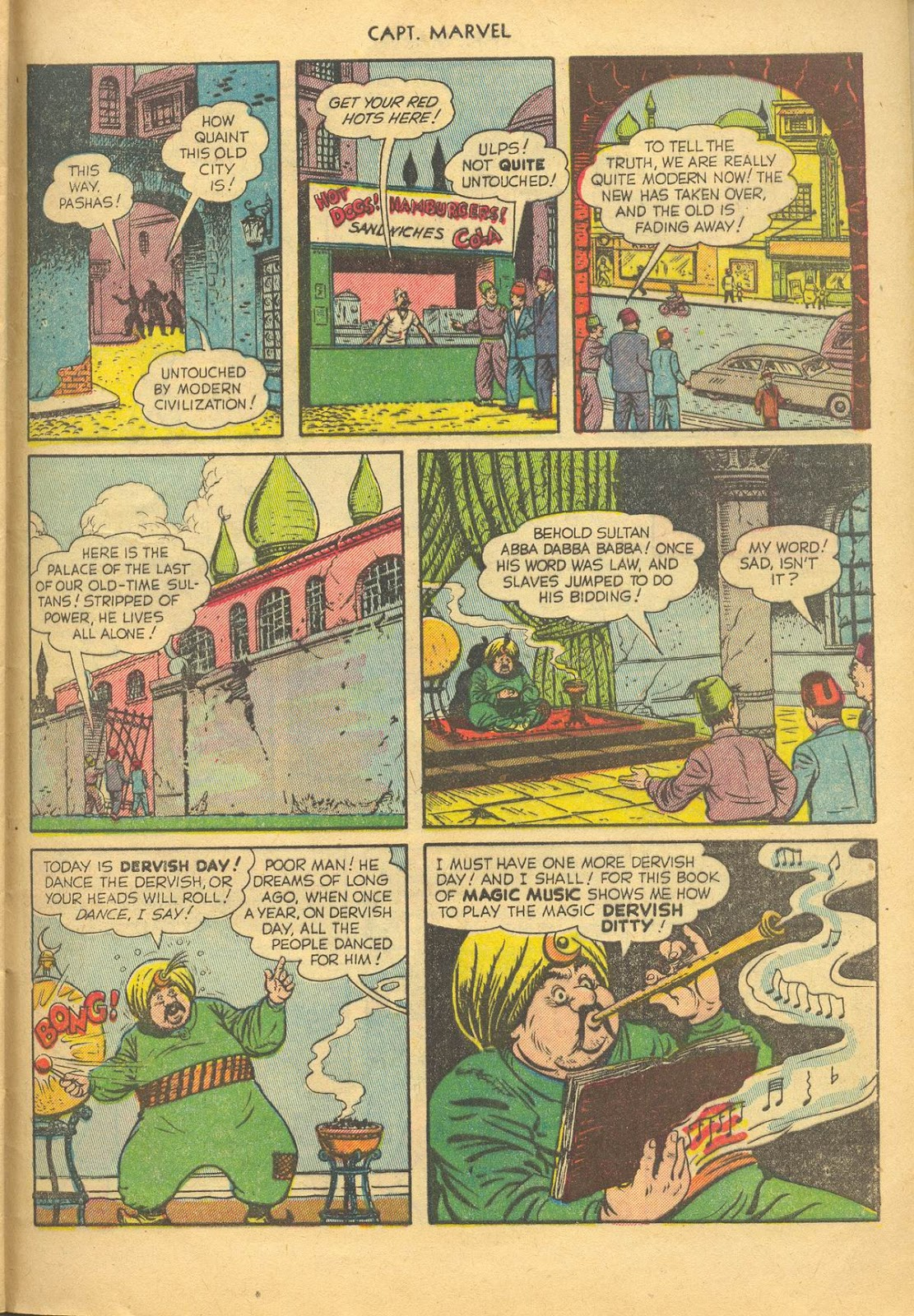 Captain Marvel Adventures issue 132 - Page 29