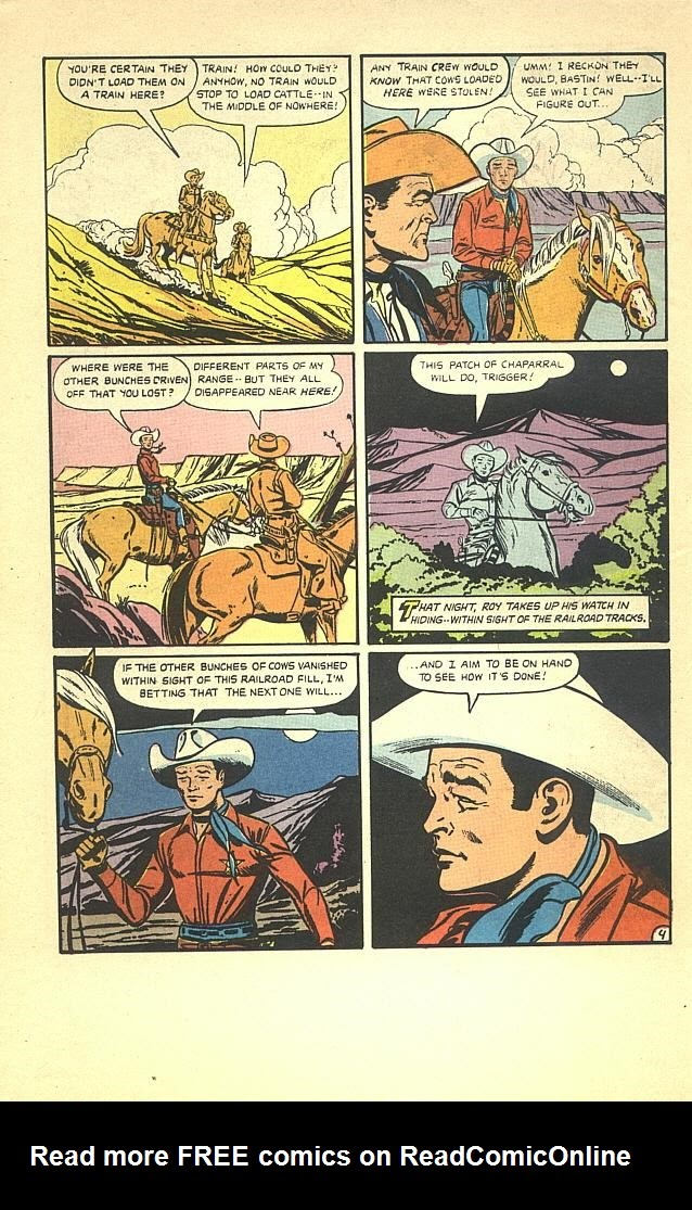 Read online Roy Rogers comic -  Issue #3 - 16