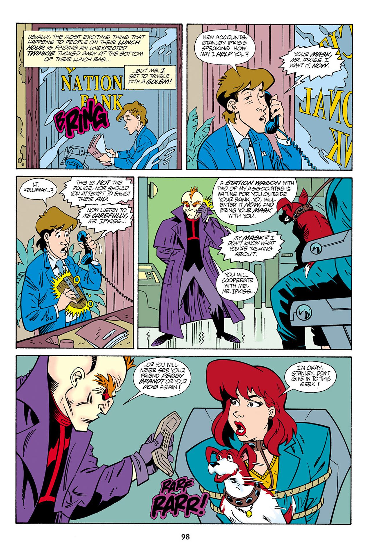 Read online Adventures Of The Mask Omnibus comic -  Issue #Adventures Of The Mask Omnibus Full - 98