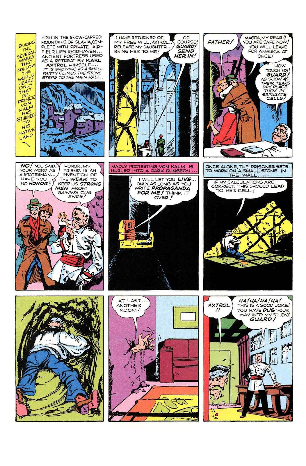 Read online Will Eisner's The Spirit Archives comic -  Issue # TPB 1 (Part 2) - 72